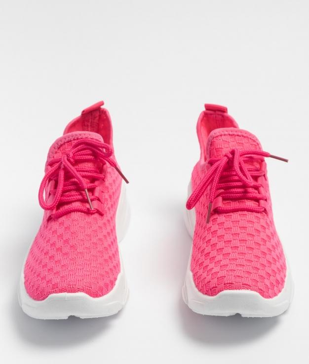 Sneakers Grumpy - Fuchsia