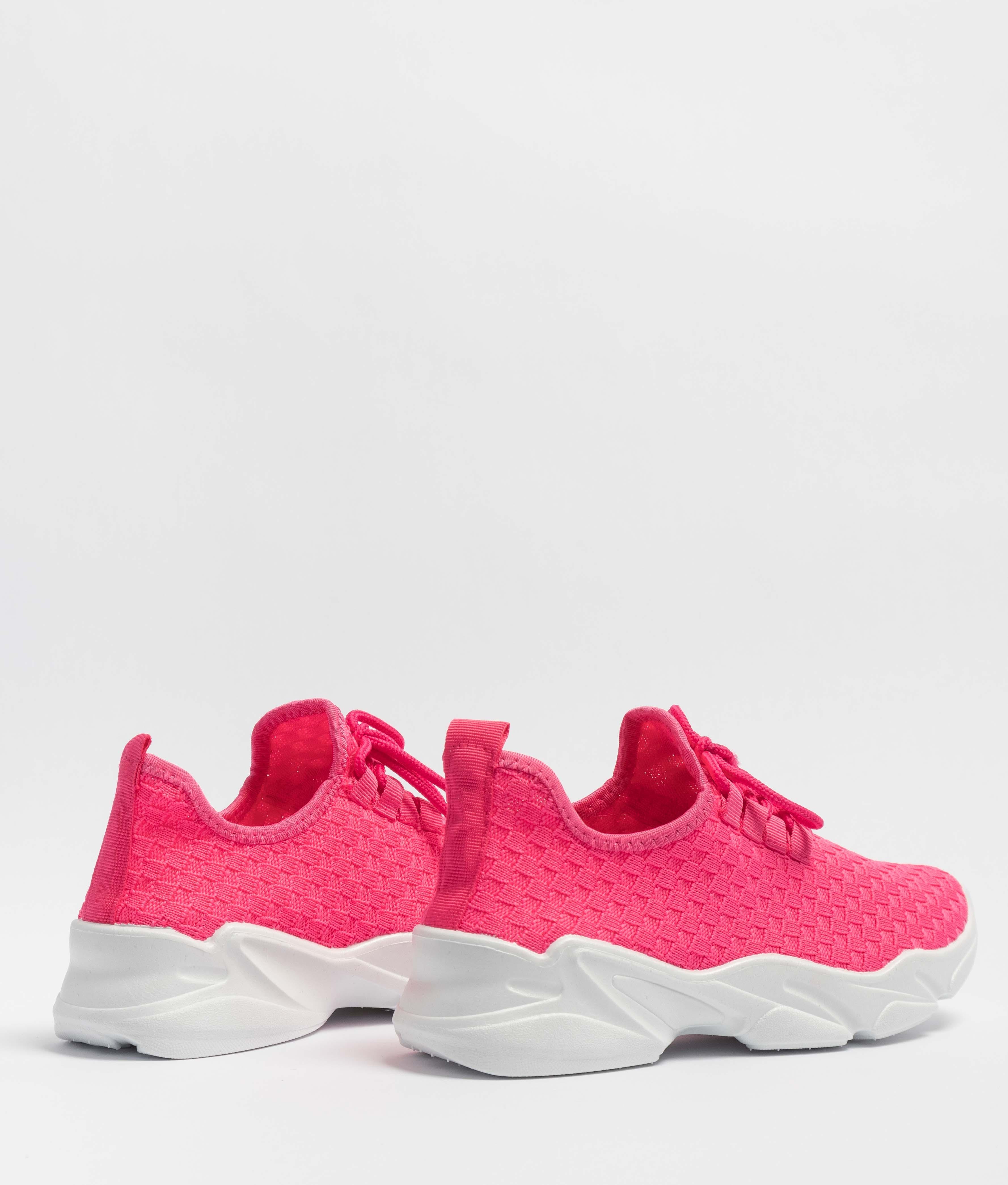 Sneakers Grumpy - Fucsia