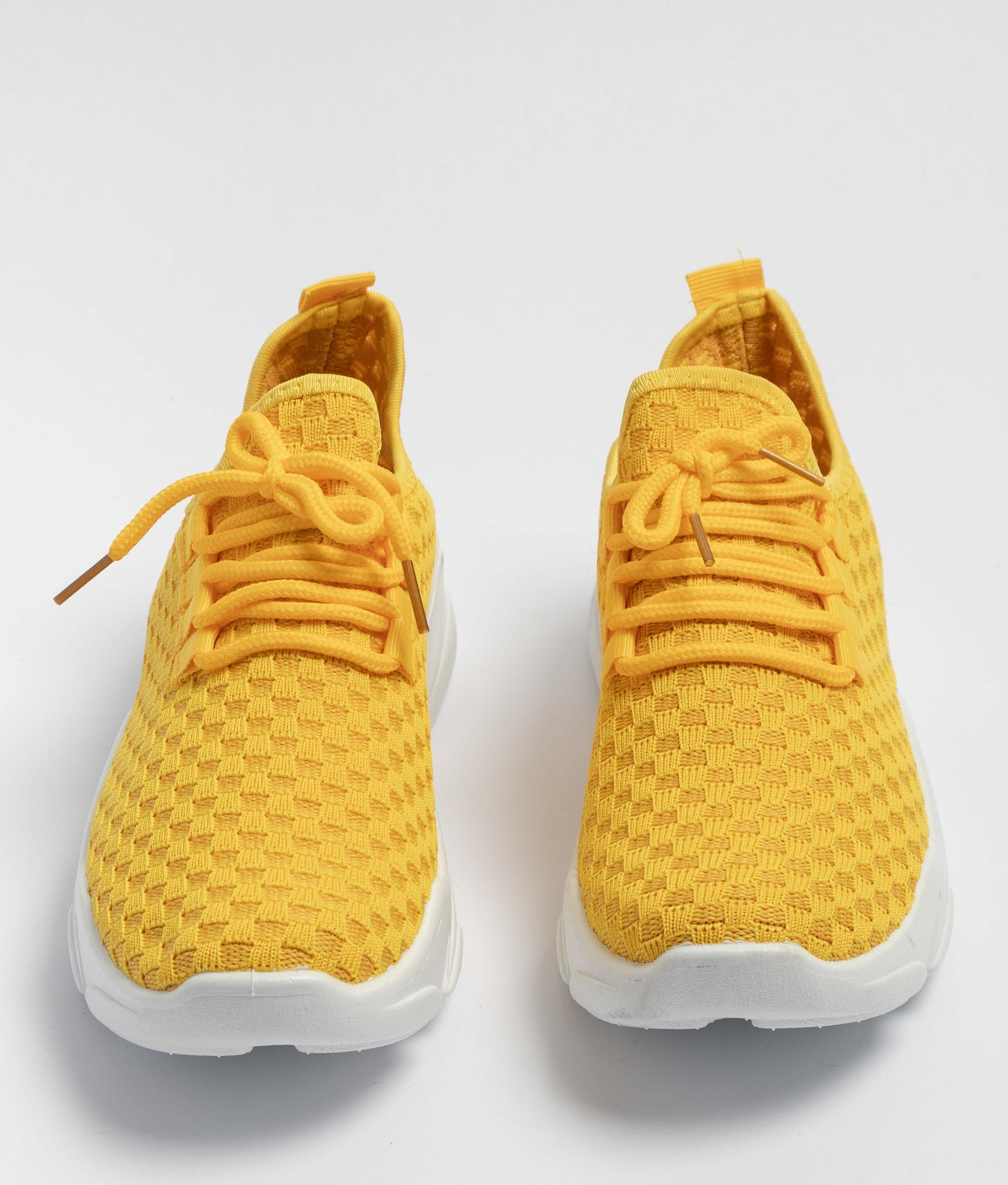 Sneakers Grumpy - Amarelo
