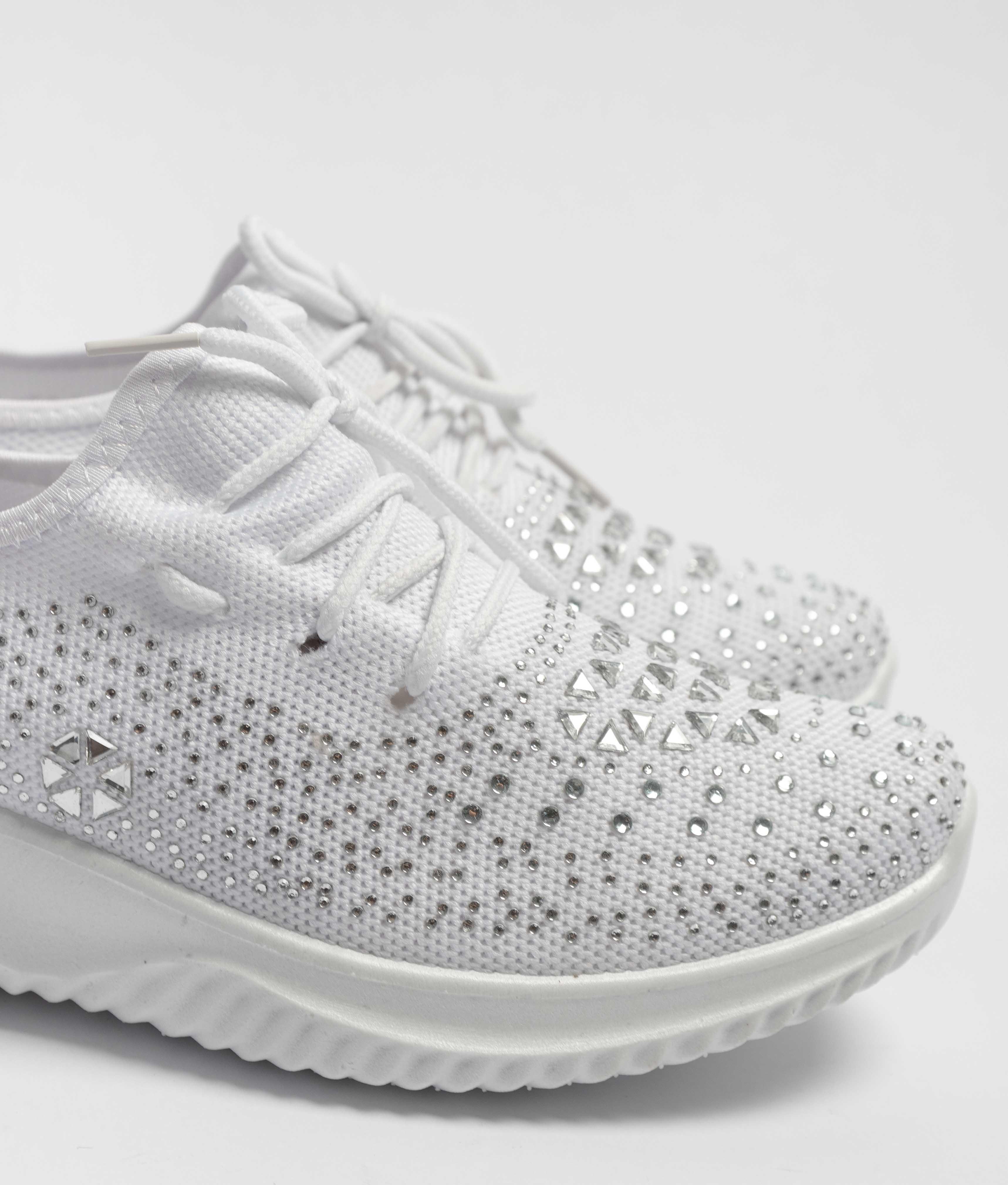 Sneakers Leny - Bianco