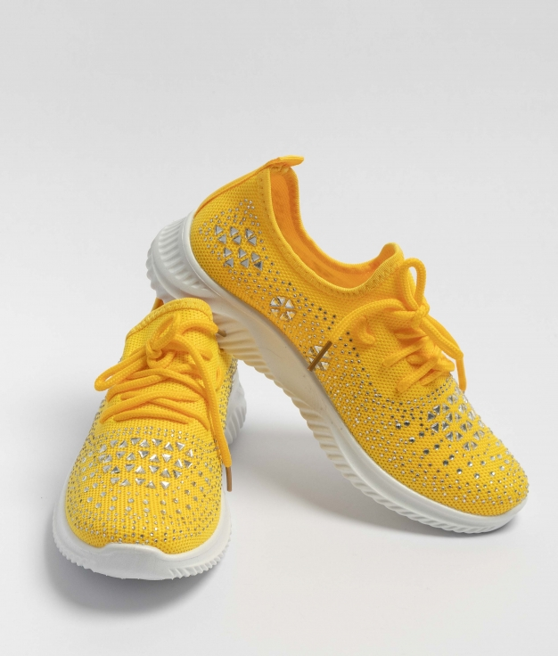 Sneakers Leny - Amarillo