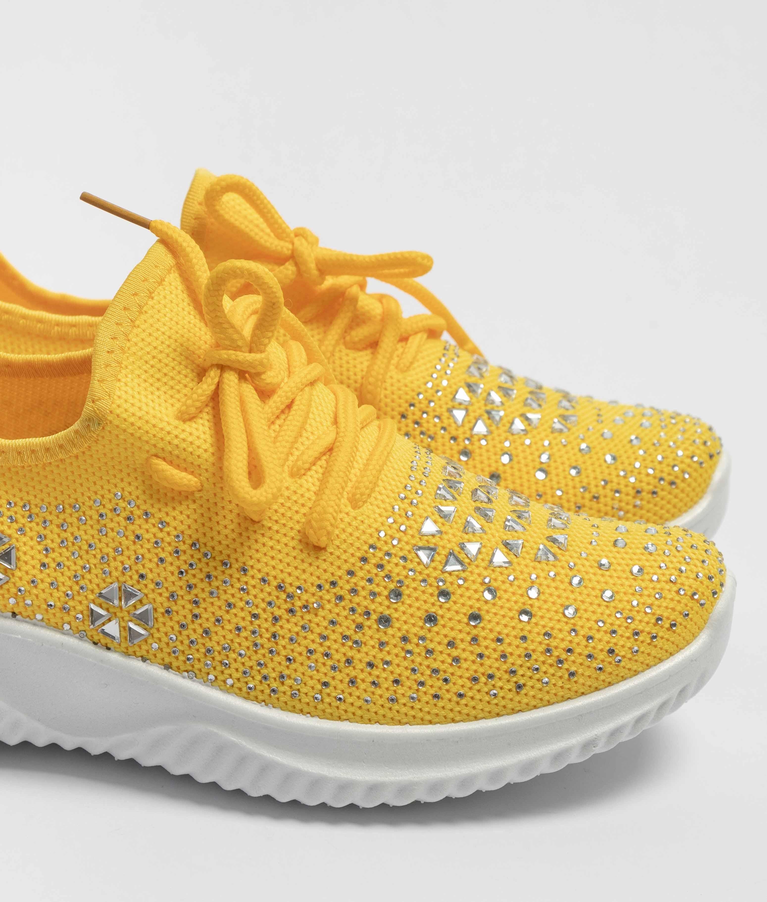 Sneakers Leny - Jaune