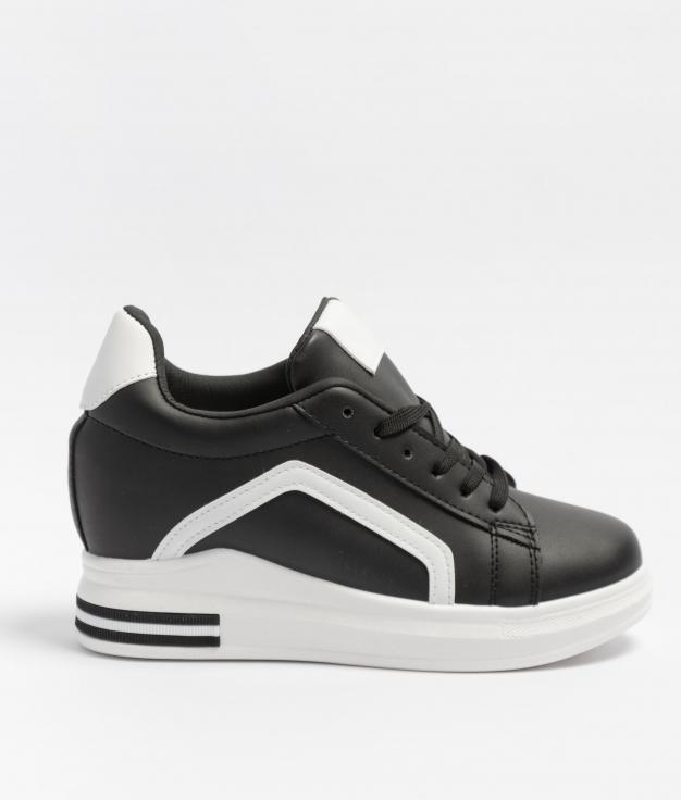 Sneakers Sauris - Negro
