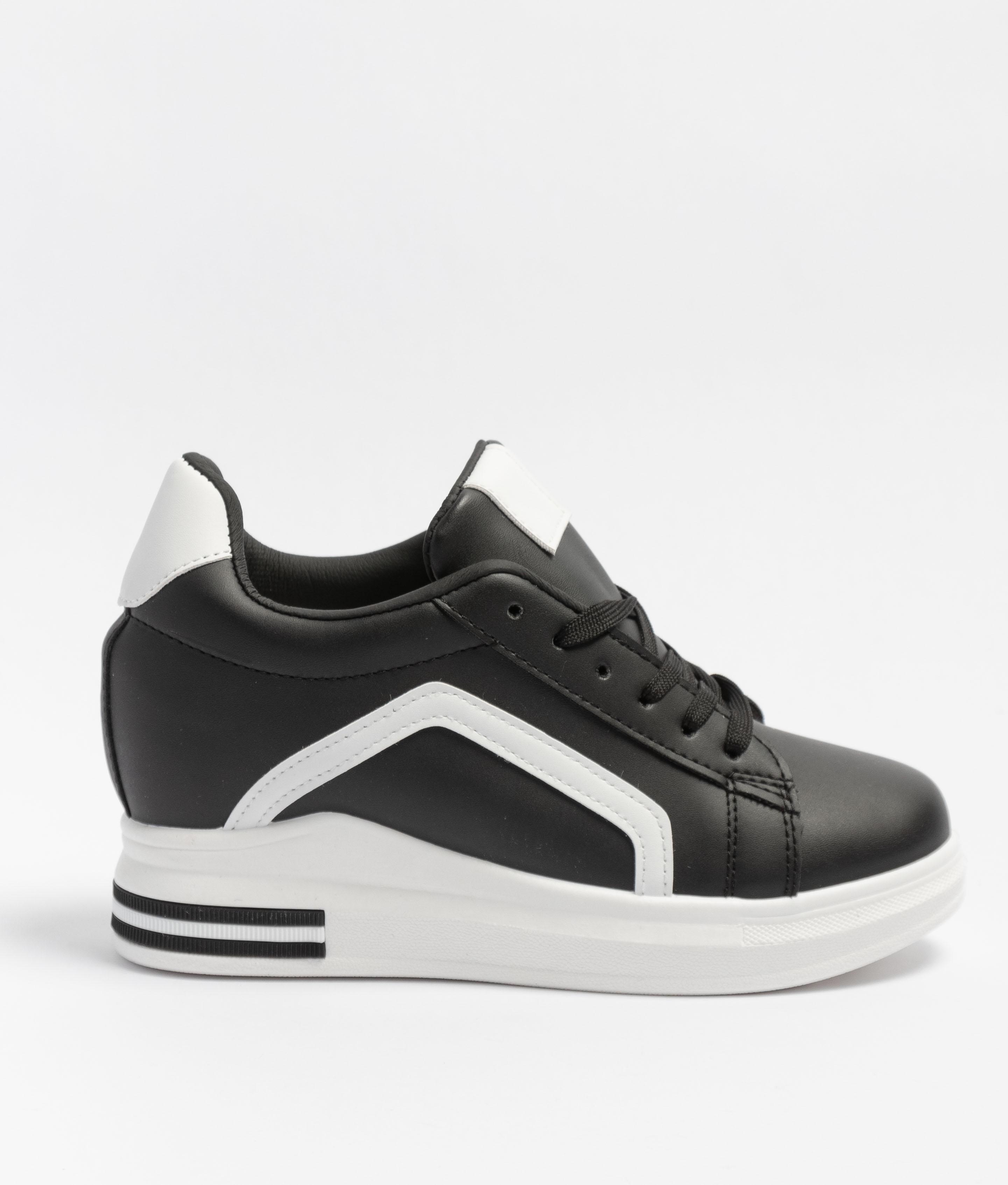 Sneakers Sauris - Black