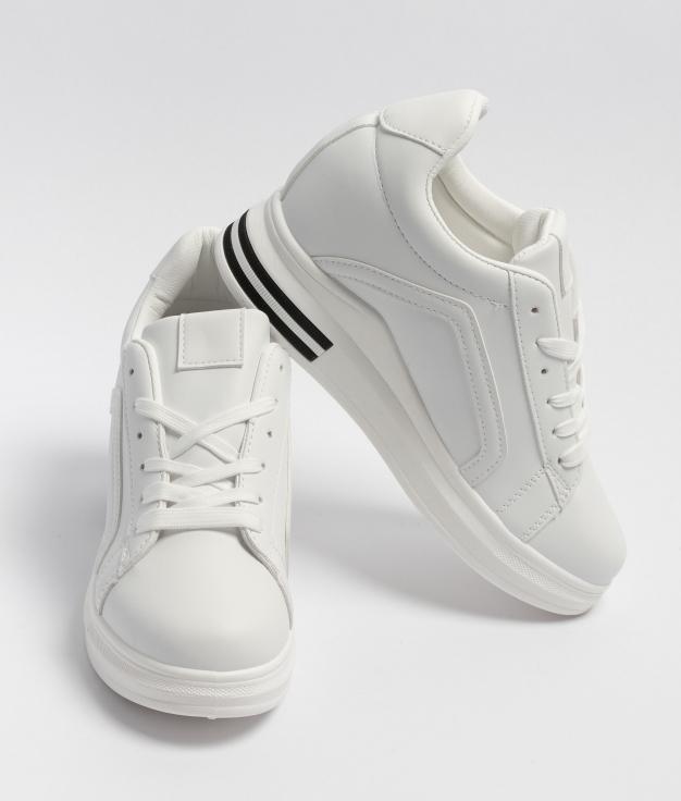 Sneakers Sauris - Blanc