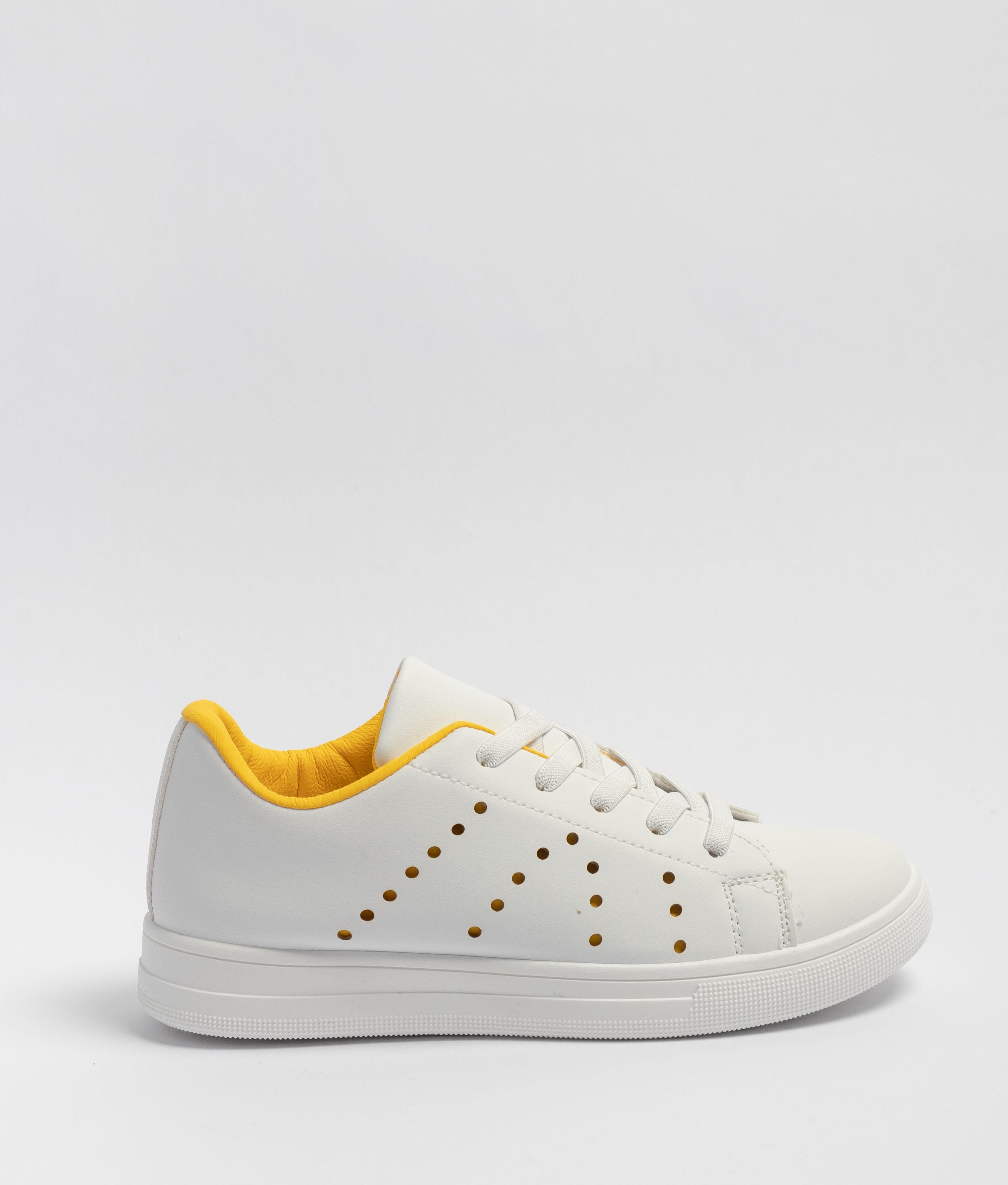 Sneakers Atelier - Jaune