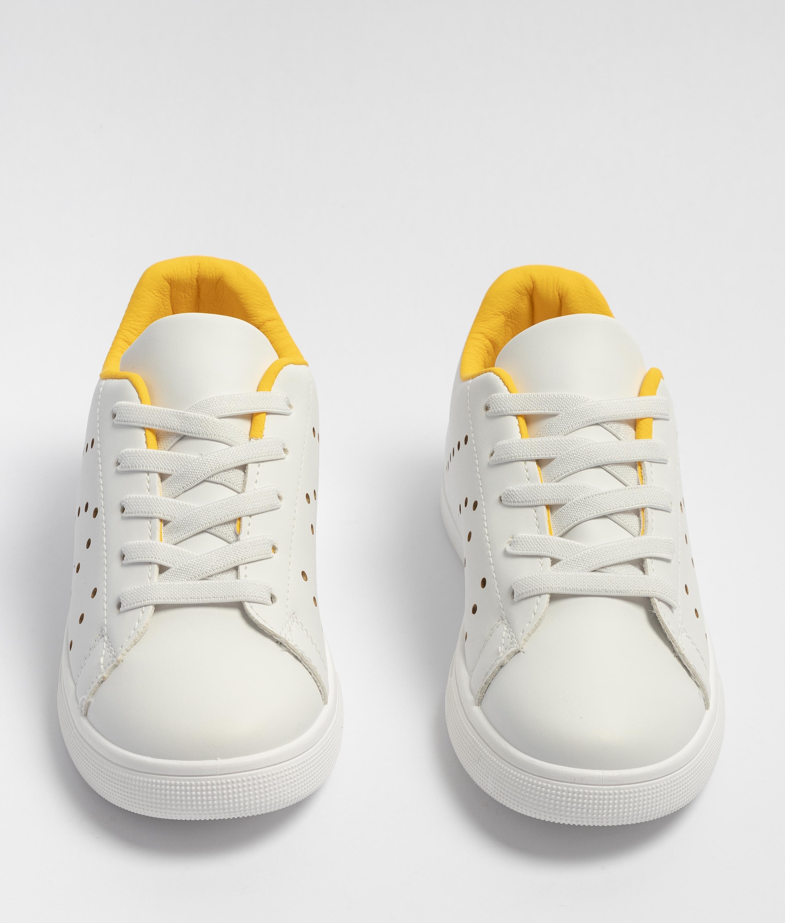 Sneakers Atelier - Amarillo