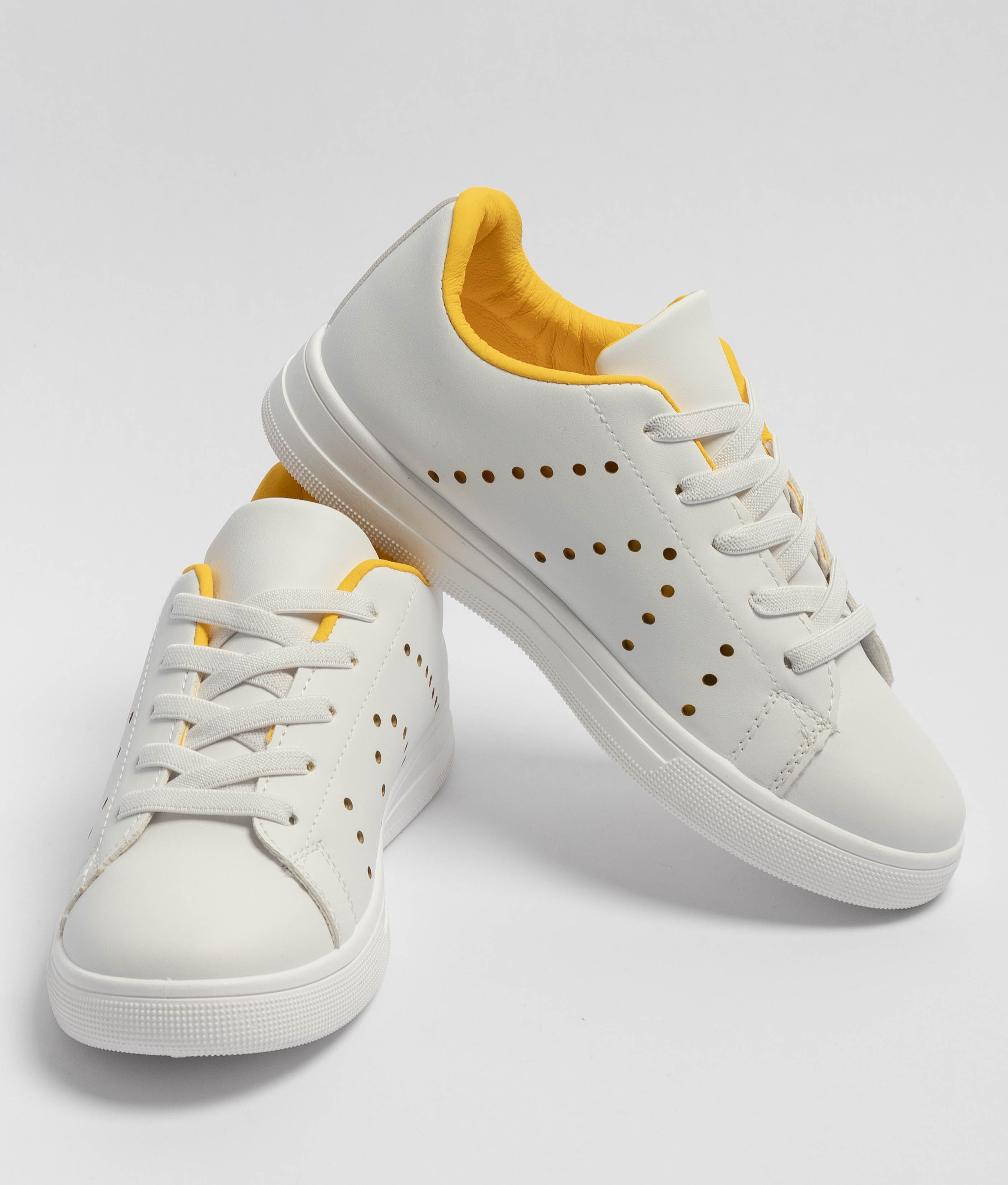 Sneakers Atelier - Amarelo
