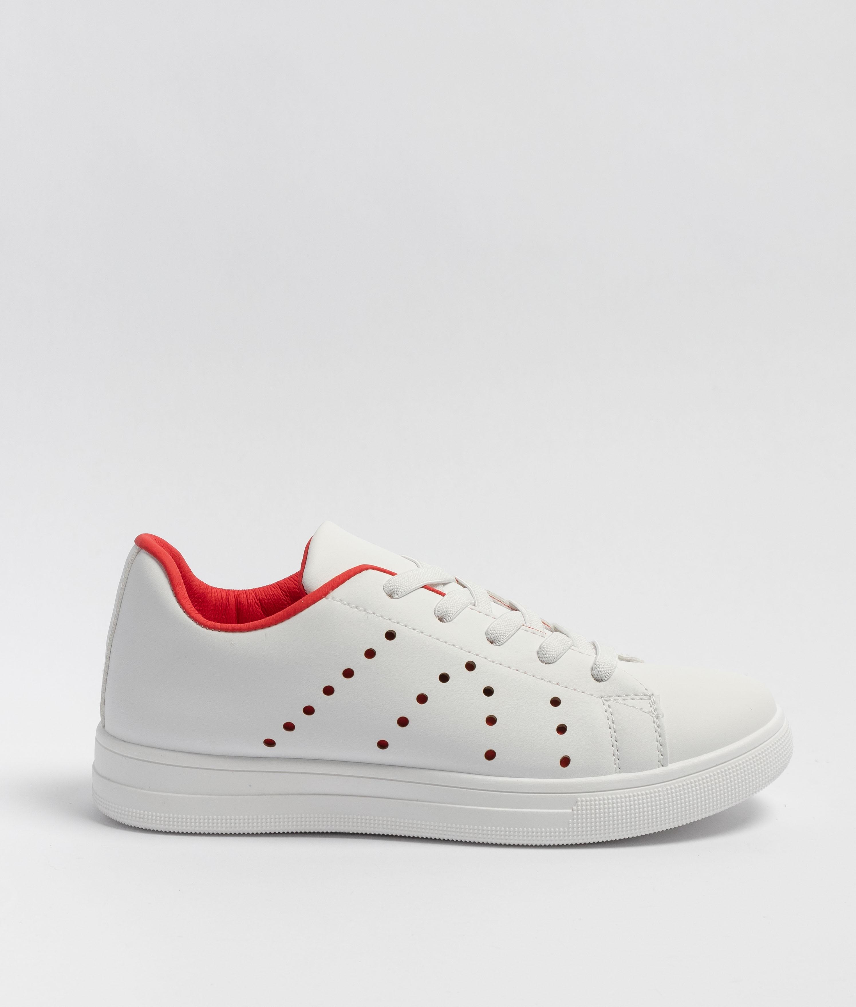 Sneakers Atelier - Rojo