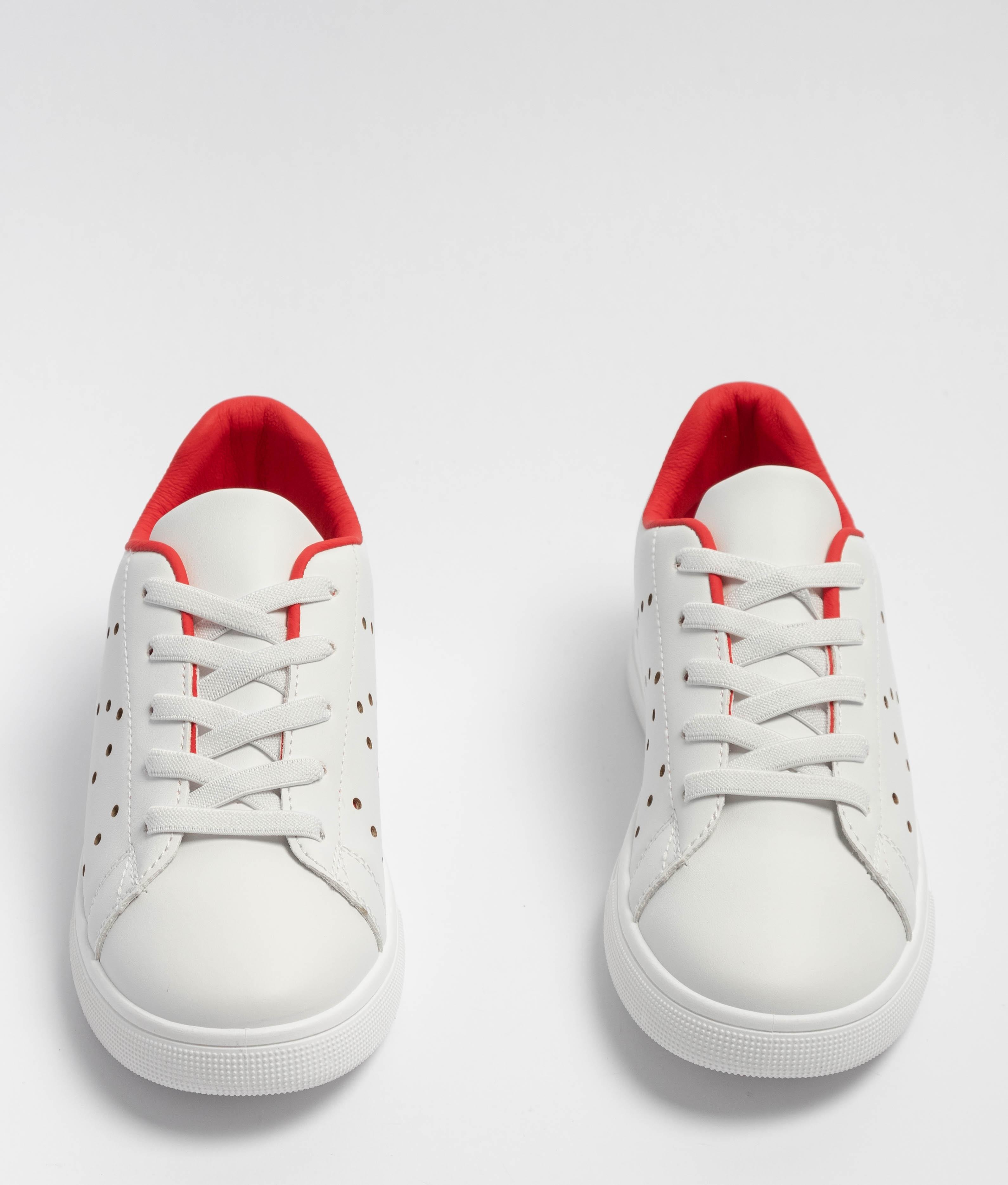 Sneakers Atelier - Vermelho
