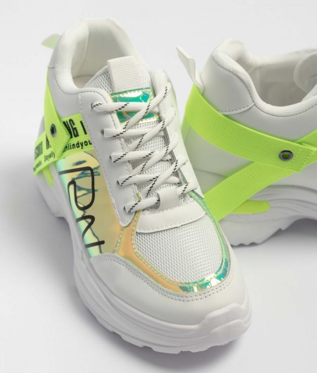 Sneakers Alive - Vert