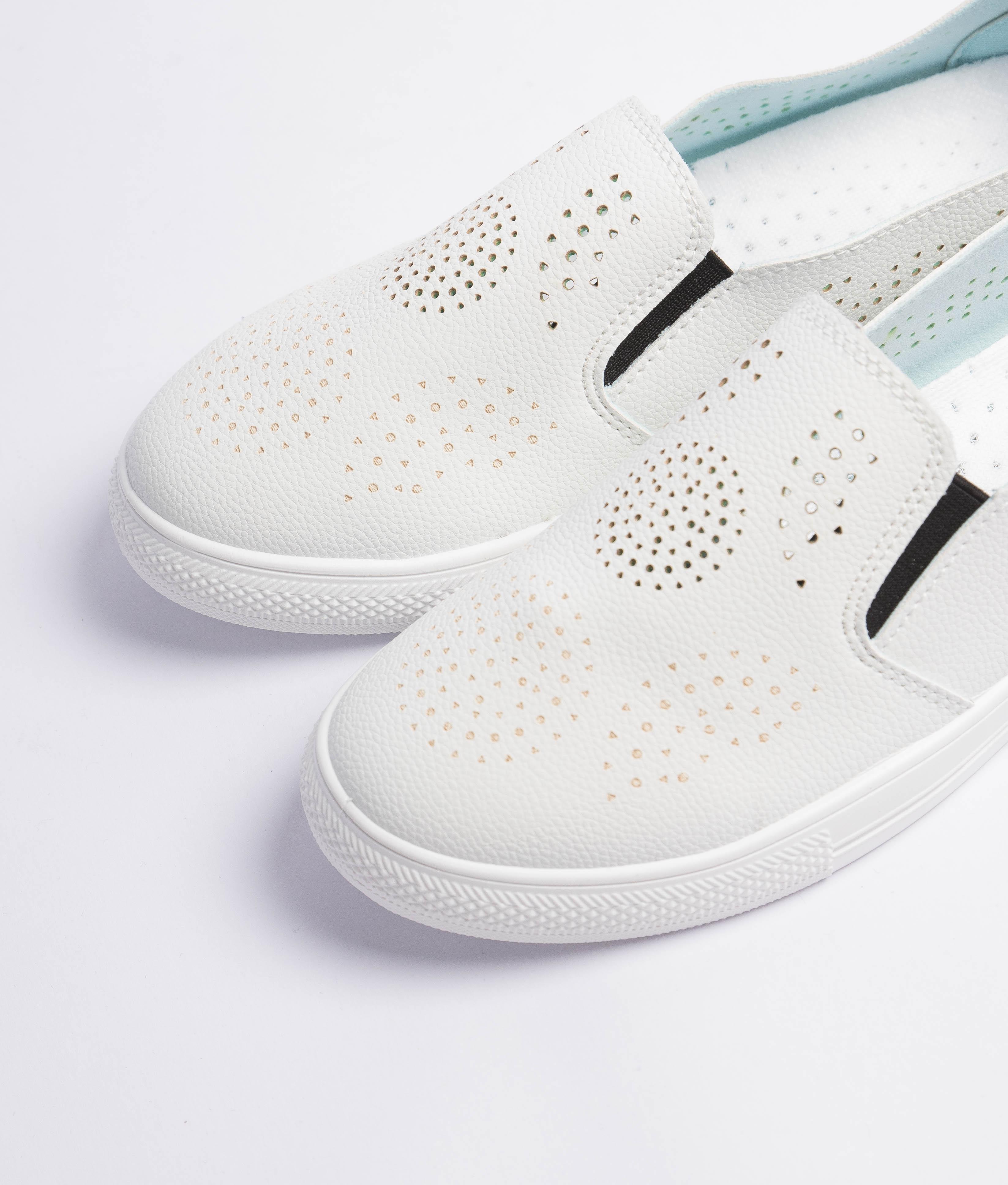 Sneakers Chery - Negro
