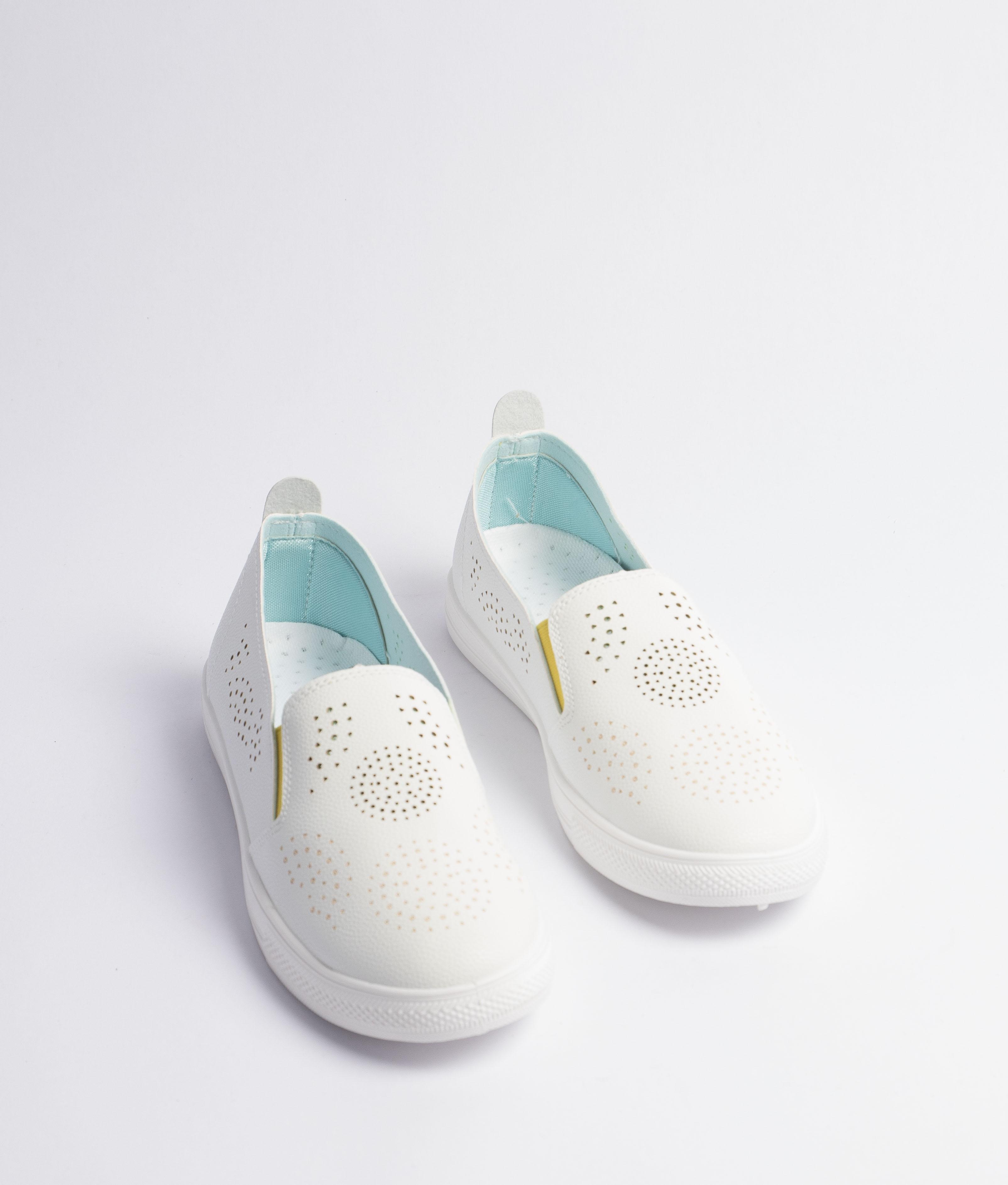 Sneakers Chery - Amarillo
