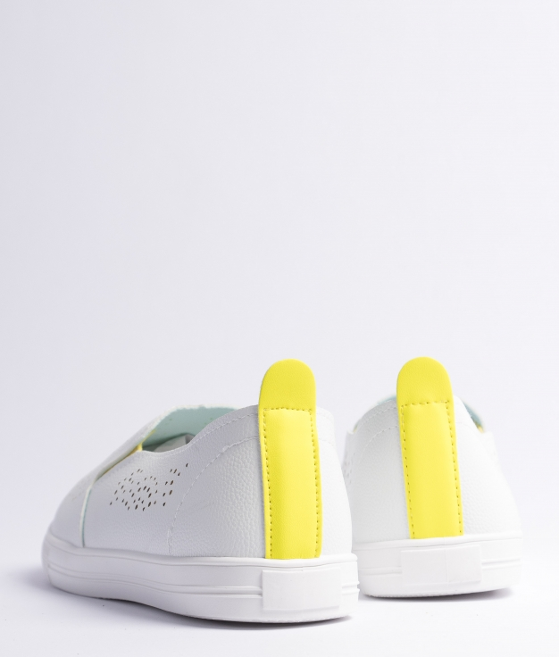 Sneakers Chery - Yellow
