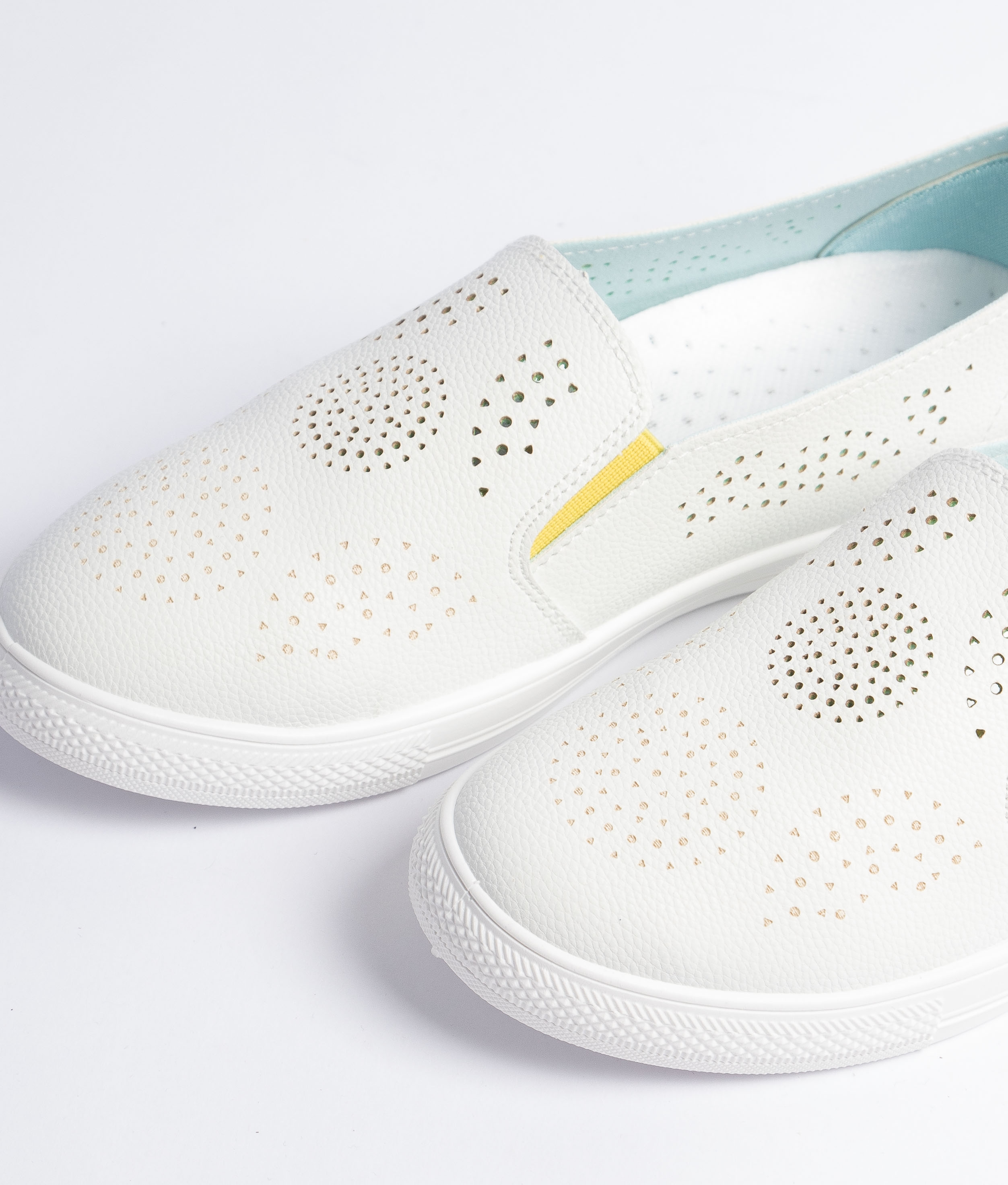 Sneakers Chery - Yellow