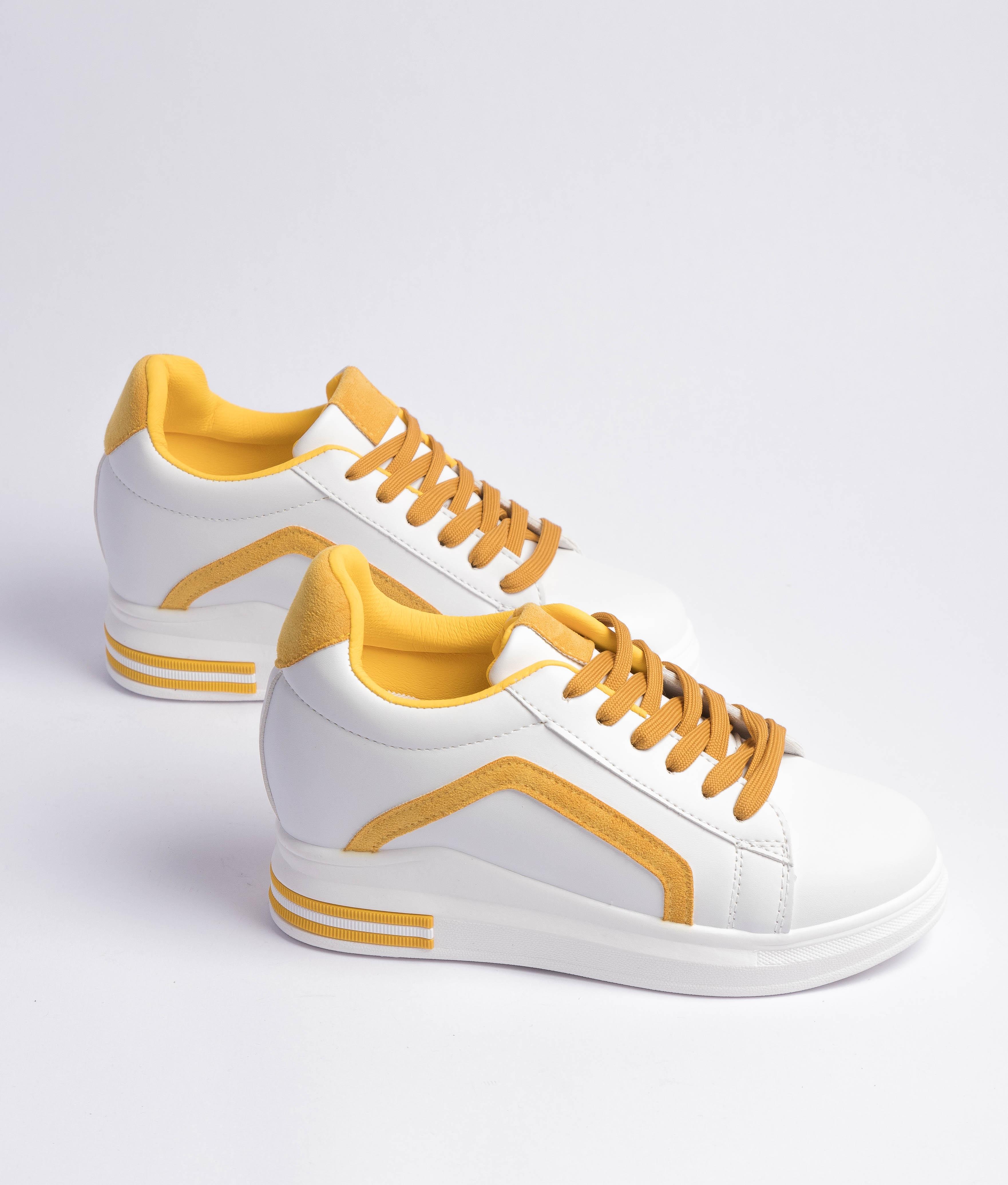 Sneakers Estar - Jaune