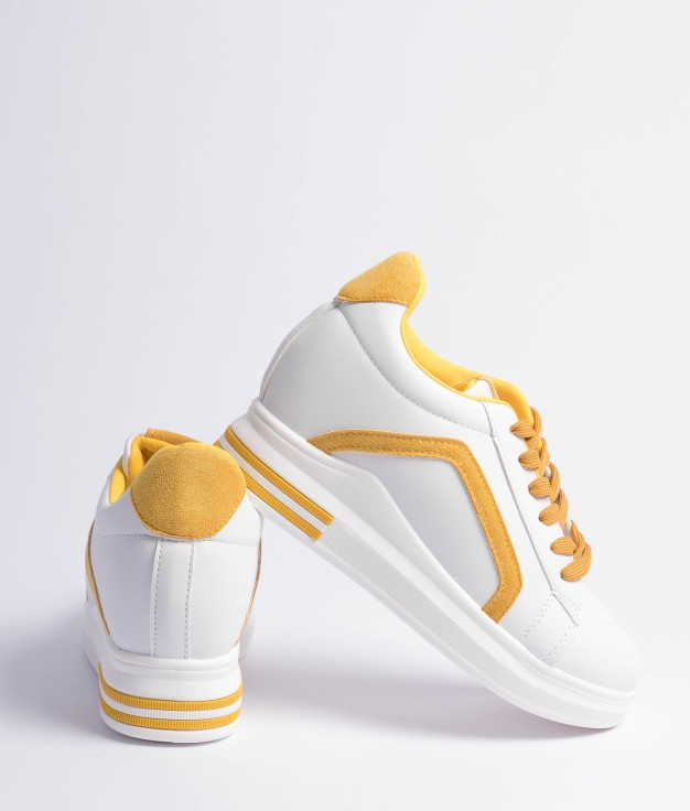 Sneakers Estar - Amarillo