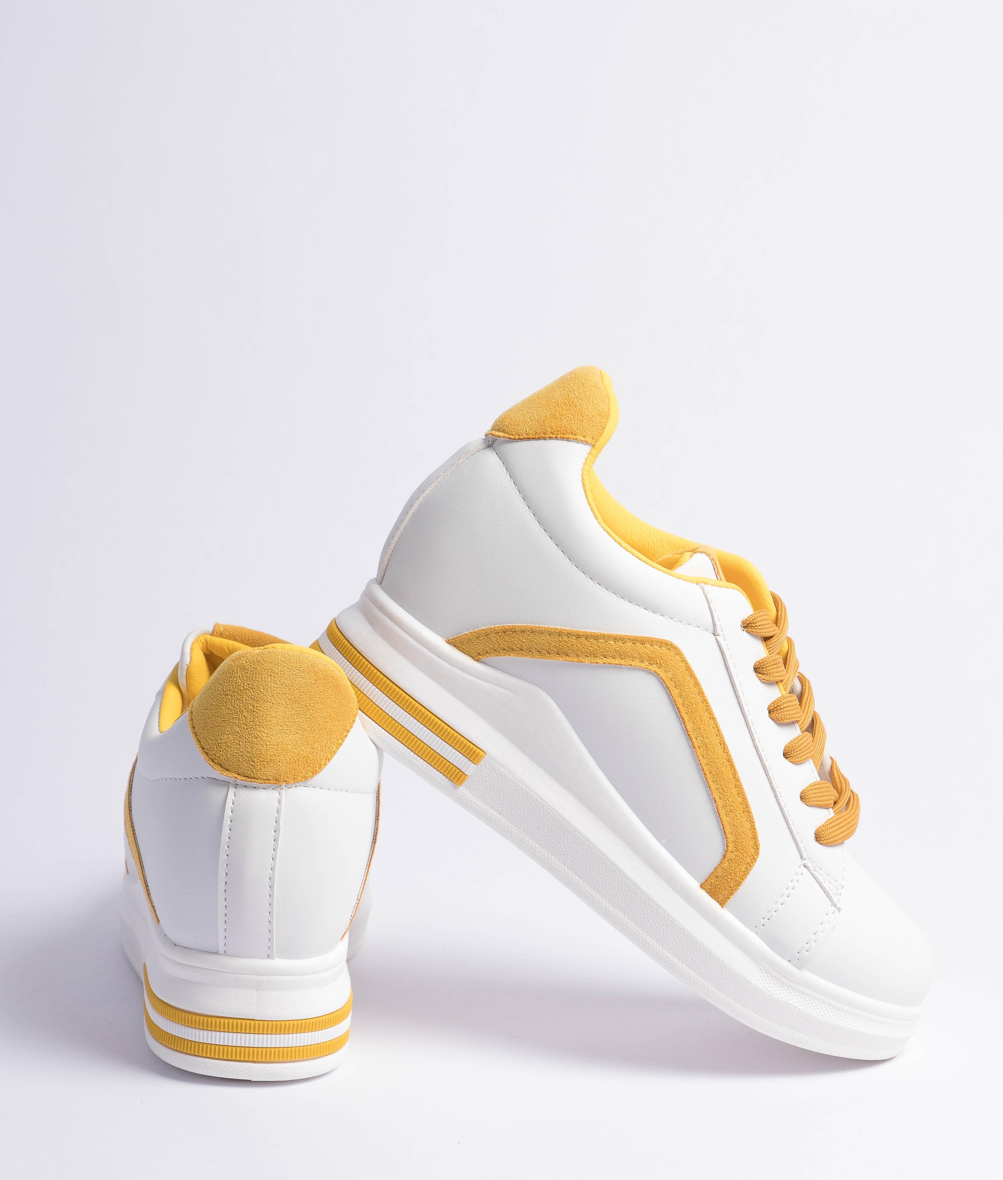Sneakers Estar - Amarillo