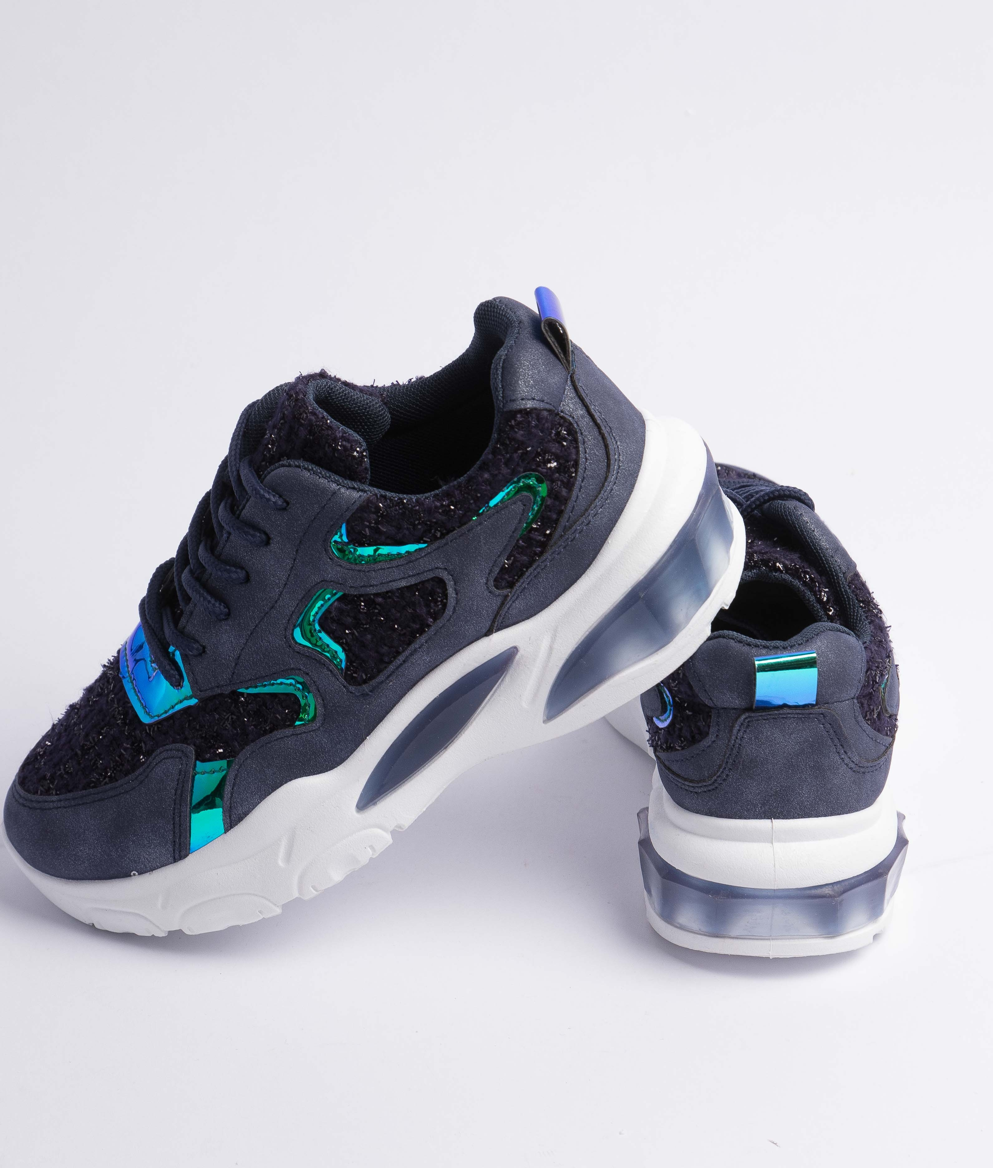 Sneakers Conga - Bleu