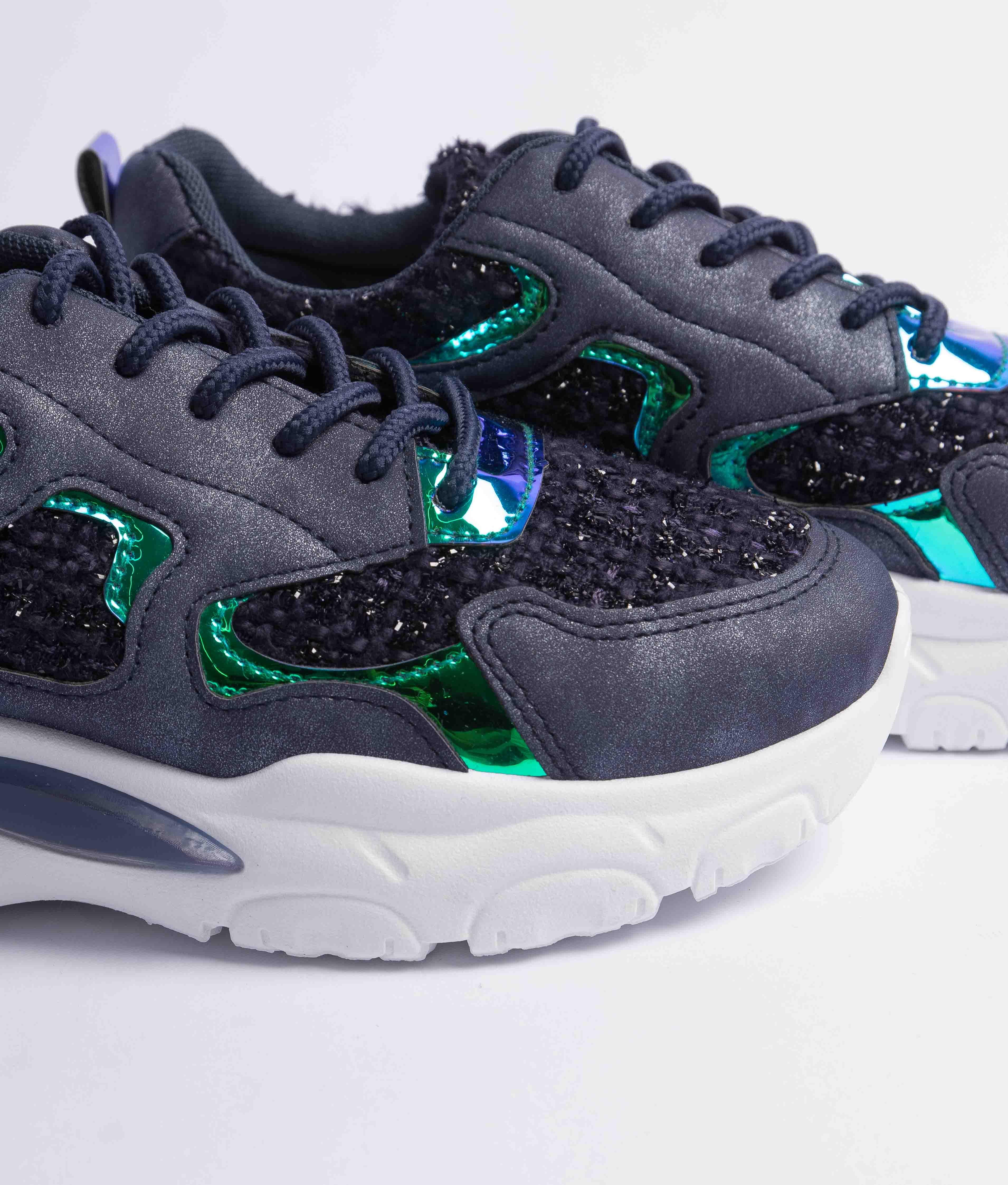 Sneakers Conga - Blue