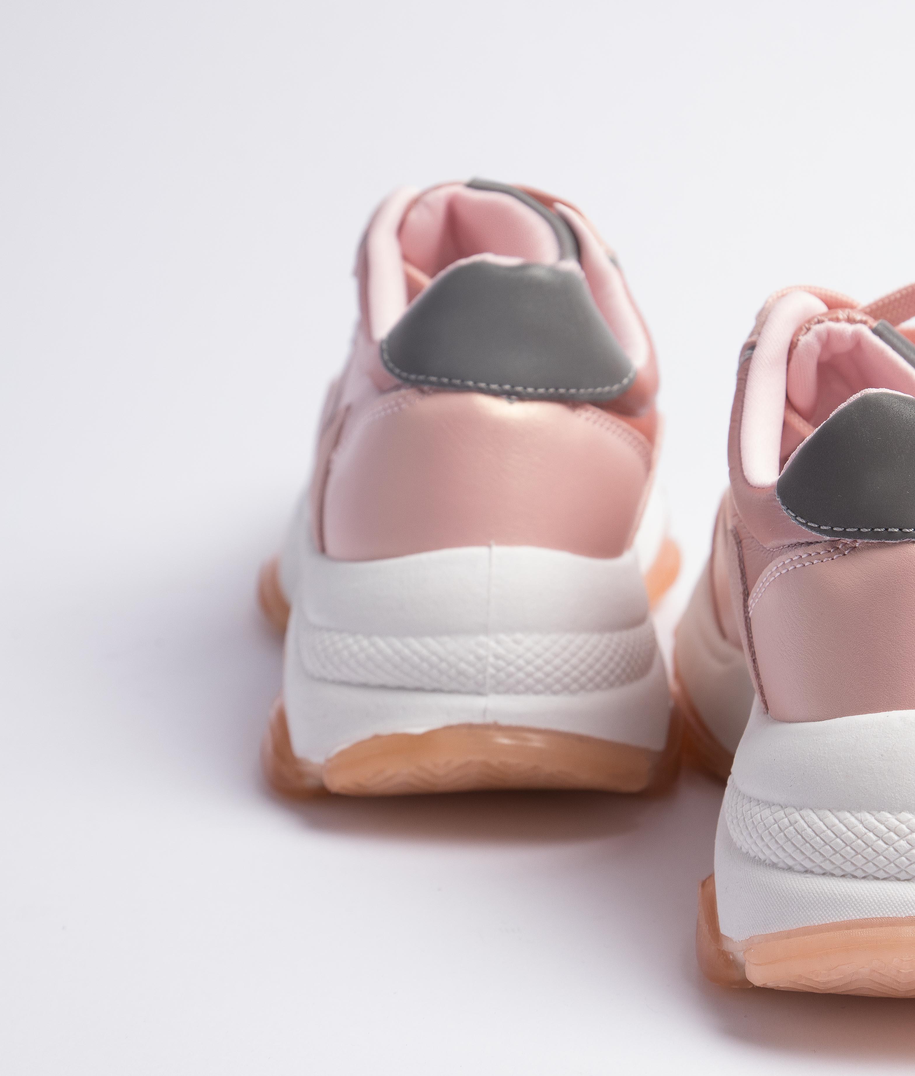 Sneakers Versus - Rosa