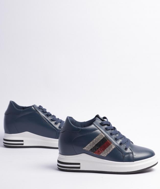 Sneakers Silky - Blu