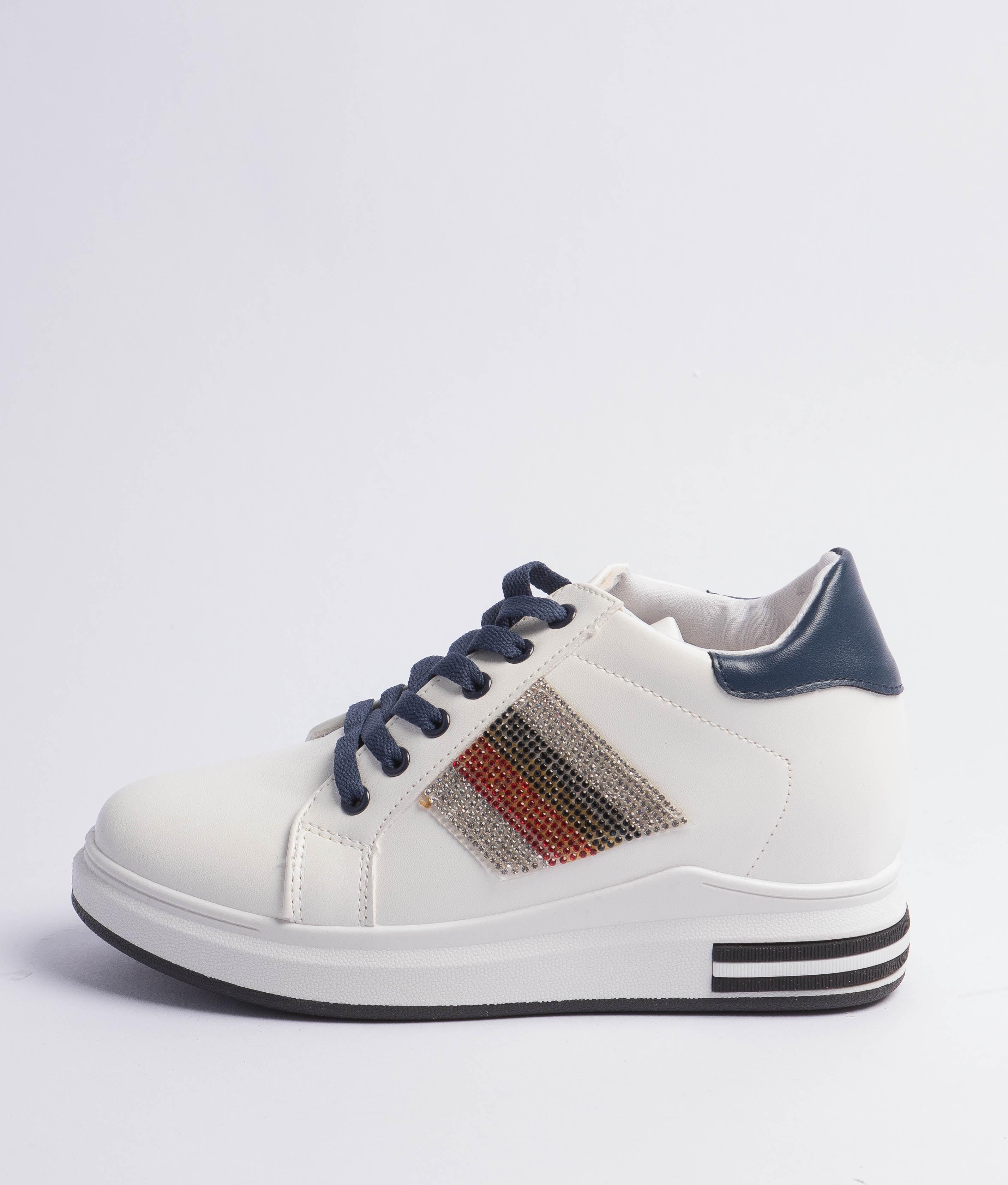 Sneakers Silky - Azul Marino