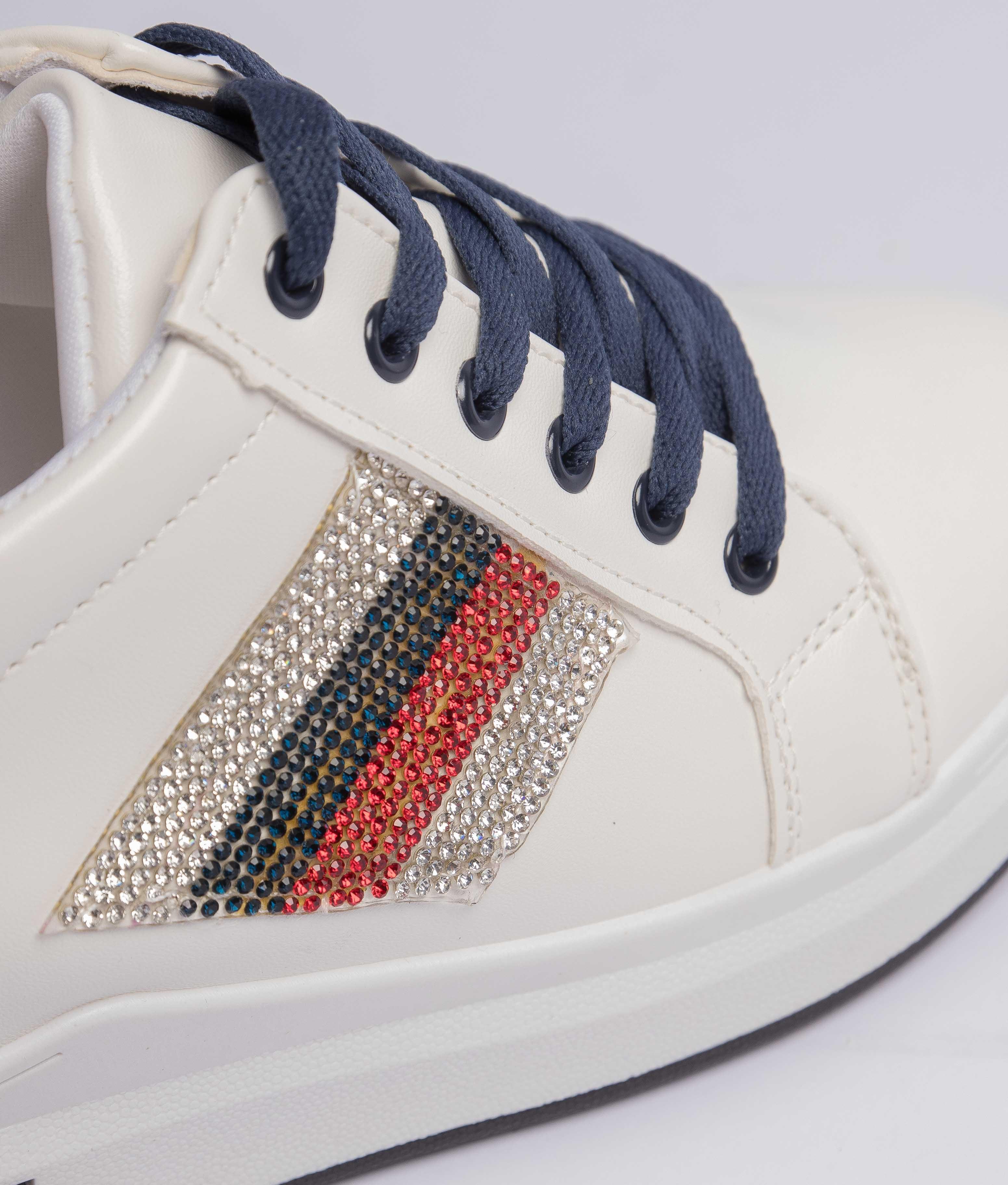 Sneakers Silky - Azul Marinho