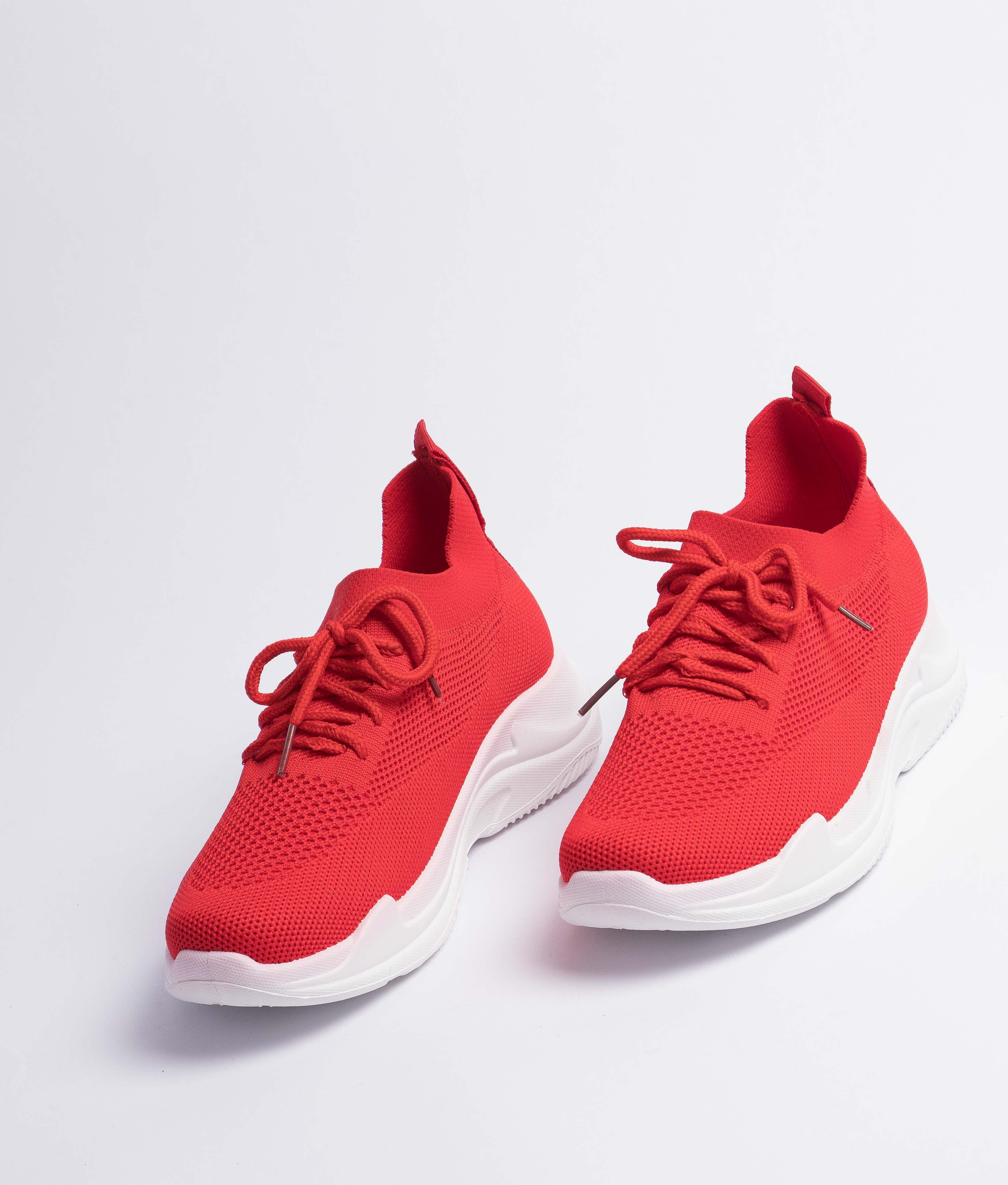 Sneakers Desy - Vermelho