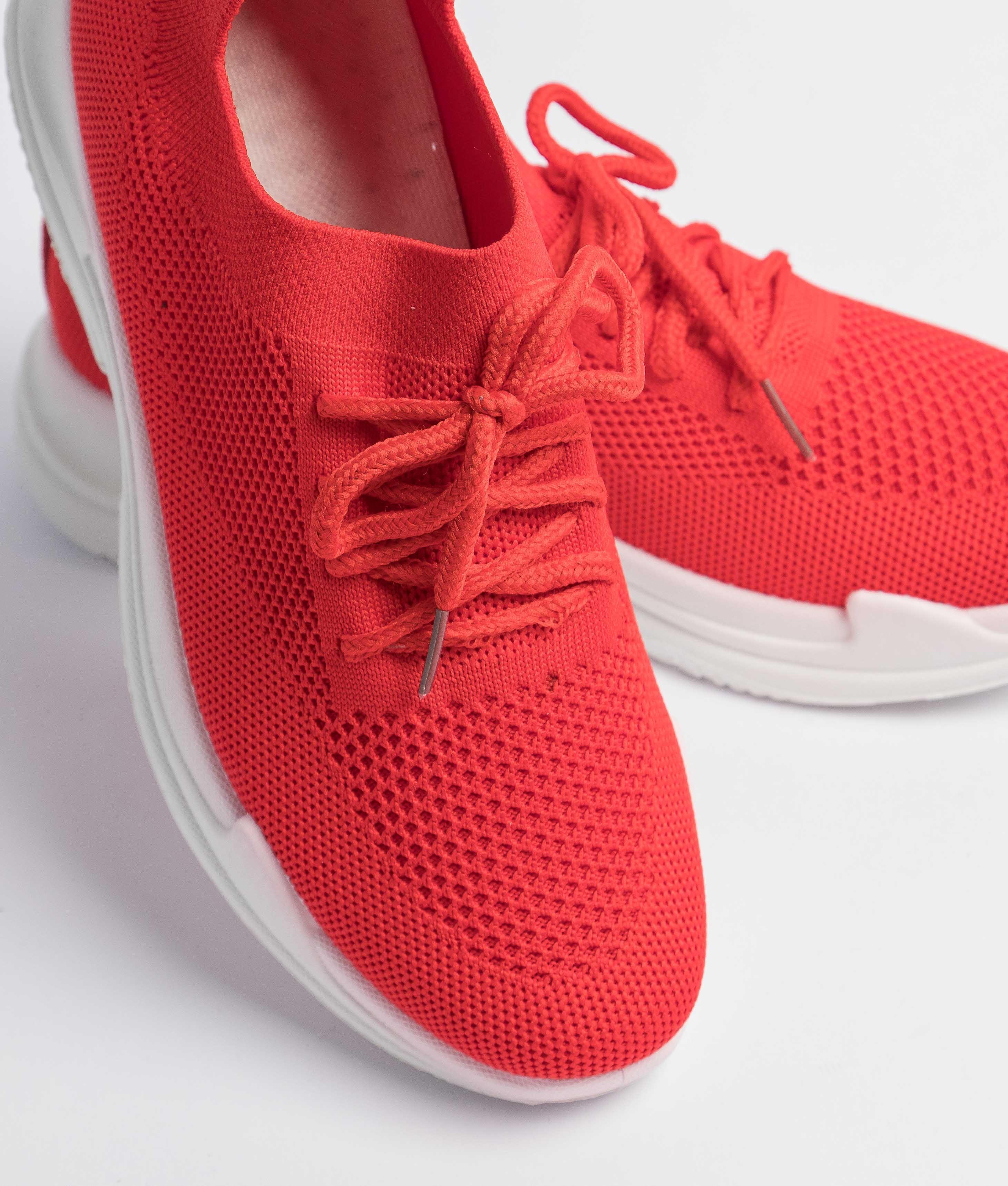 Sneakers Desy - Rosso