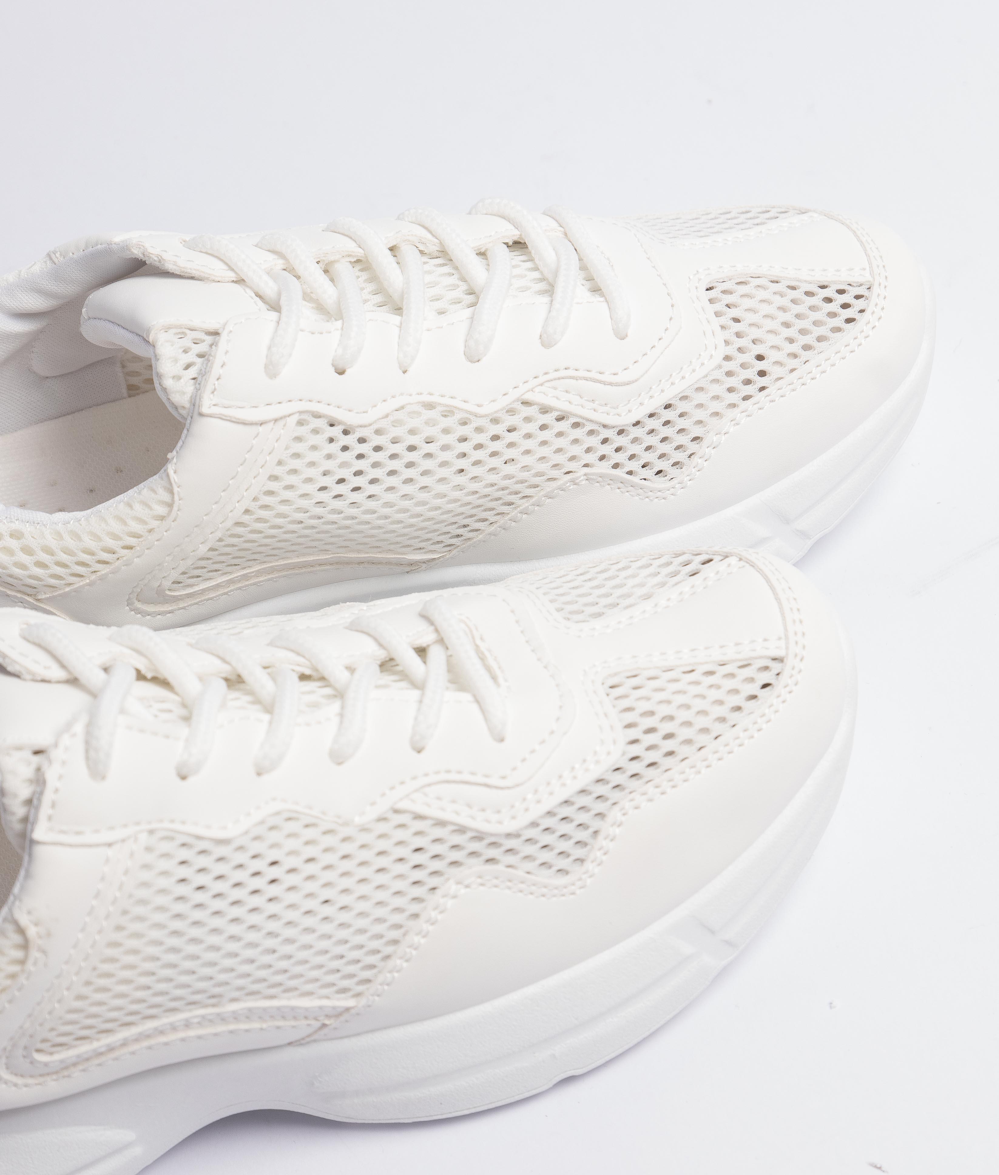 Sneakers Ainsa - Bianco