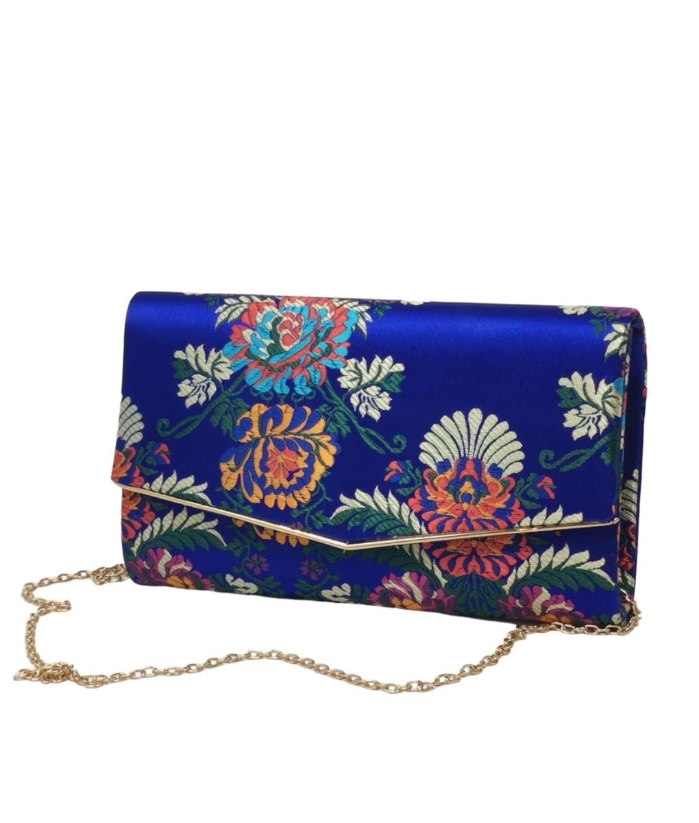 cartera de mano cindy-azulón