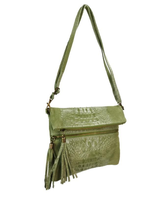 Shoulder bag Cicito - green