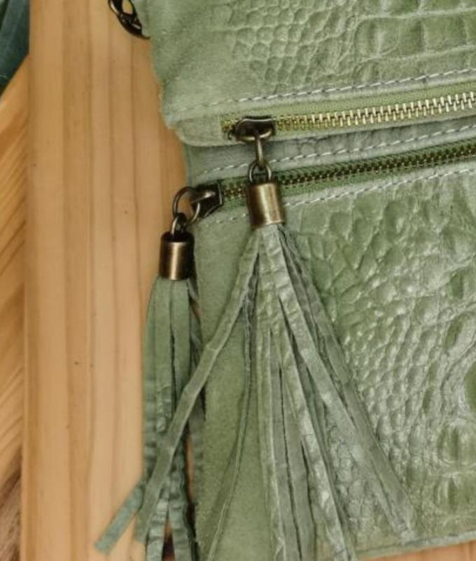 Bolsa de ombro Cicito - verde