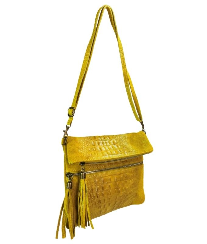 Shoulder bag Cicito - yellow