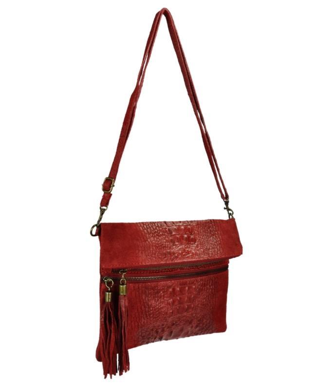 Shoulder bag Cicito - Garnet