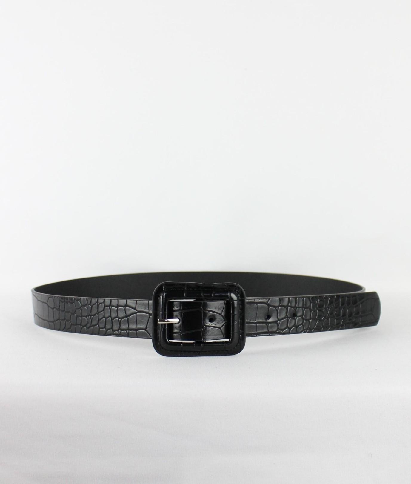 Cinturón Sidney - Negro