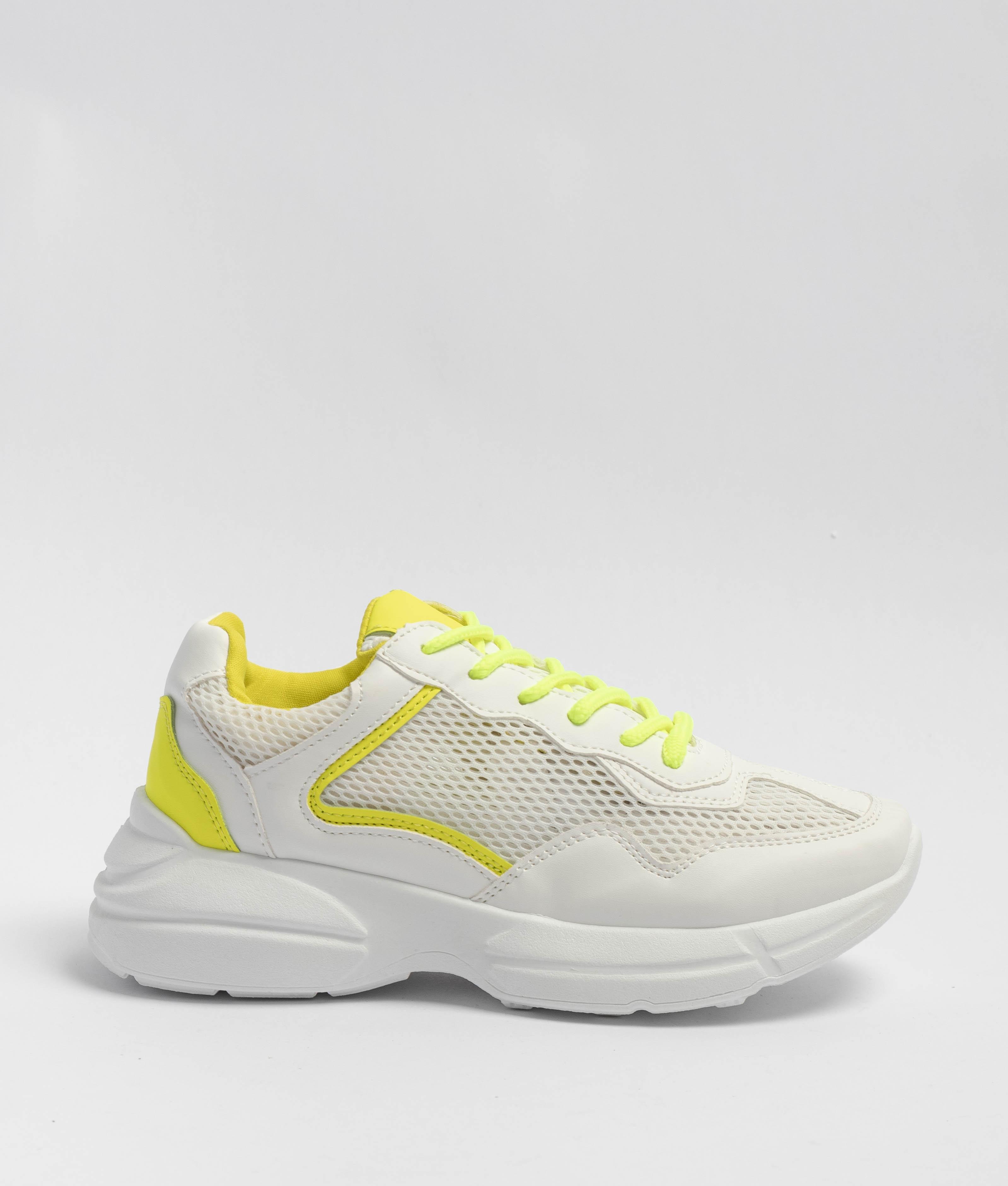 Sneakers Ainsa - Amarelo