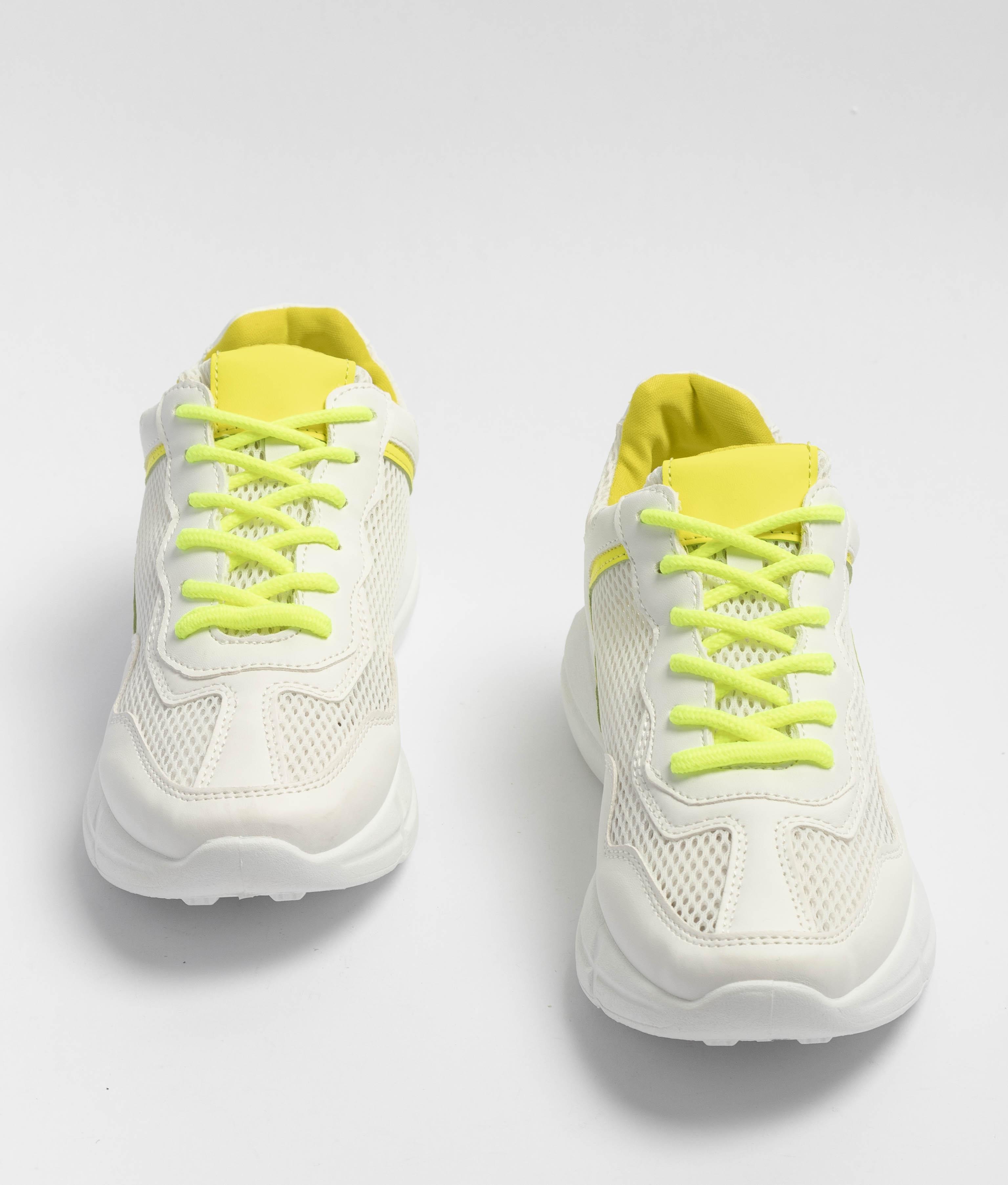 Sneakers Ainsa - Jaune
