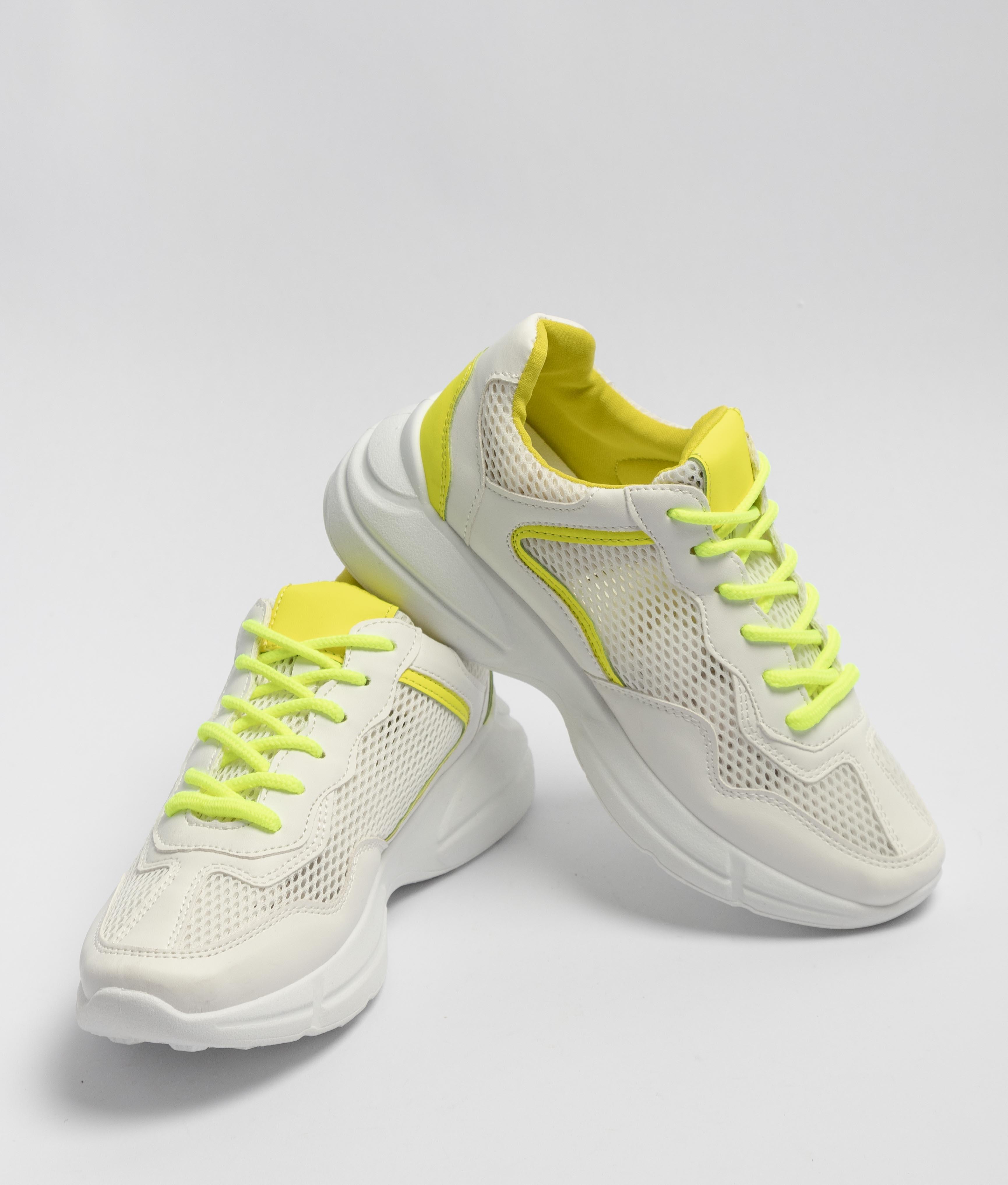 Sneakers Ainsa - Amarillo