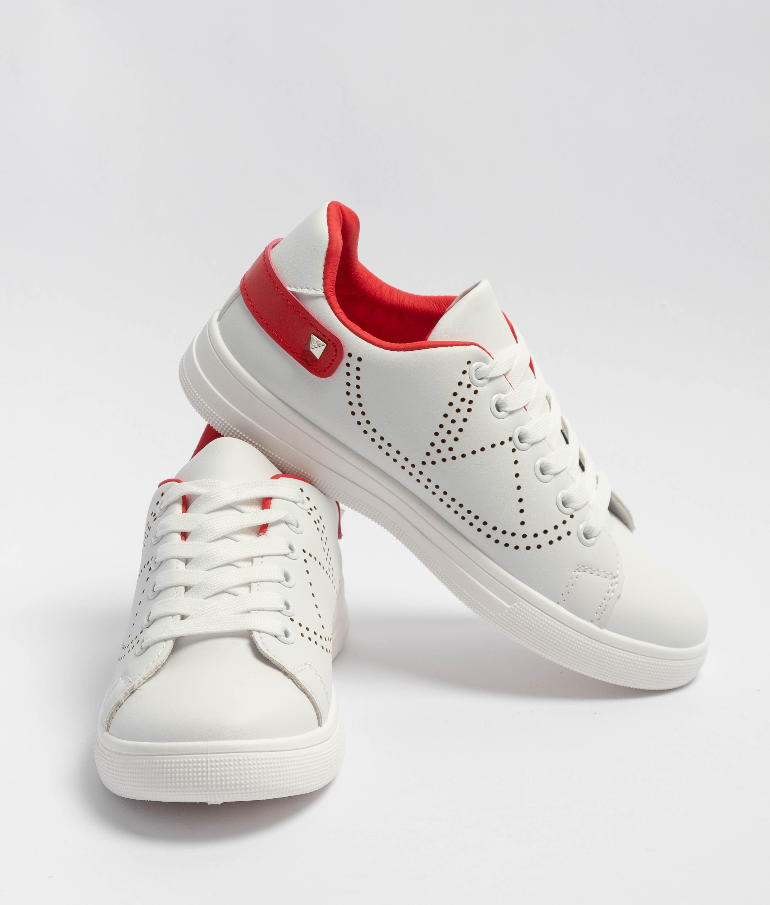 Sneakers Rosat - Red