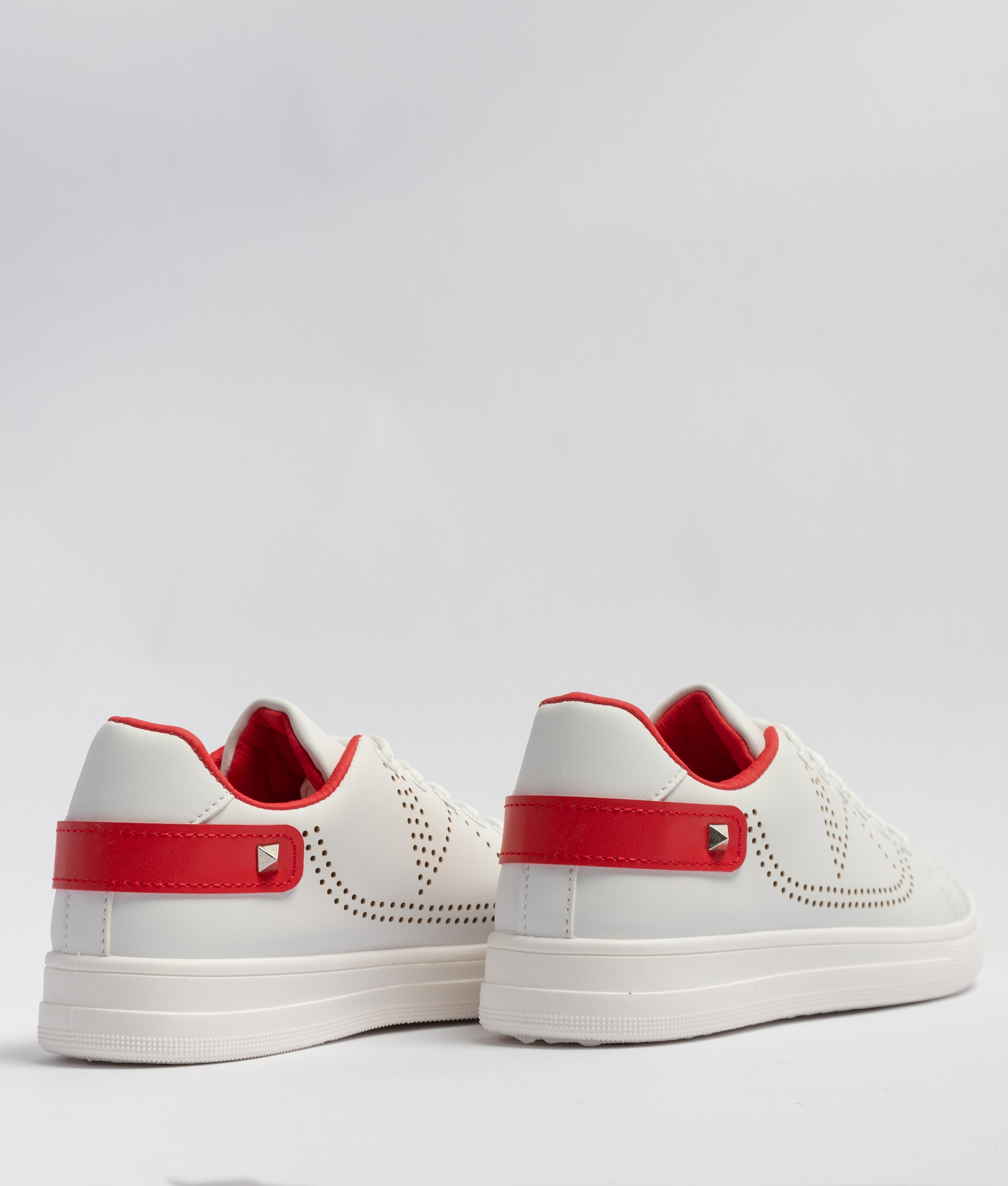 Sneakers Rosat - Vermelho
