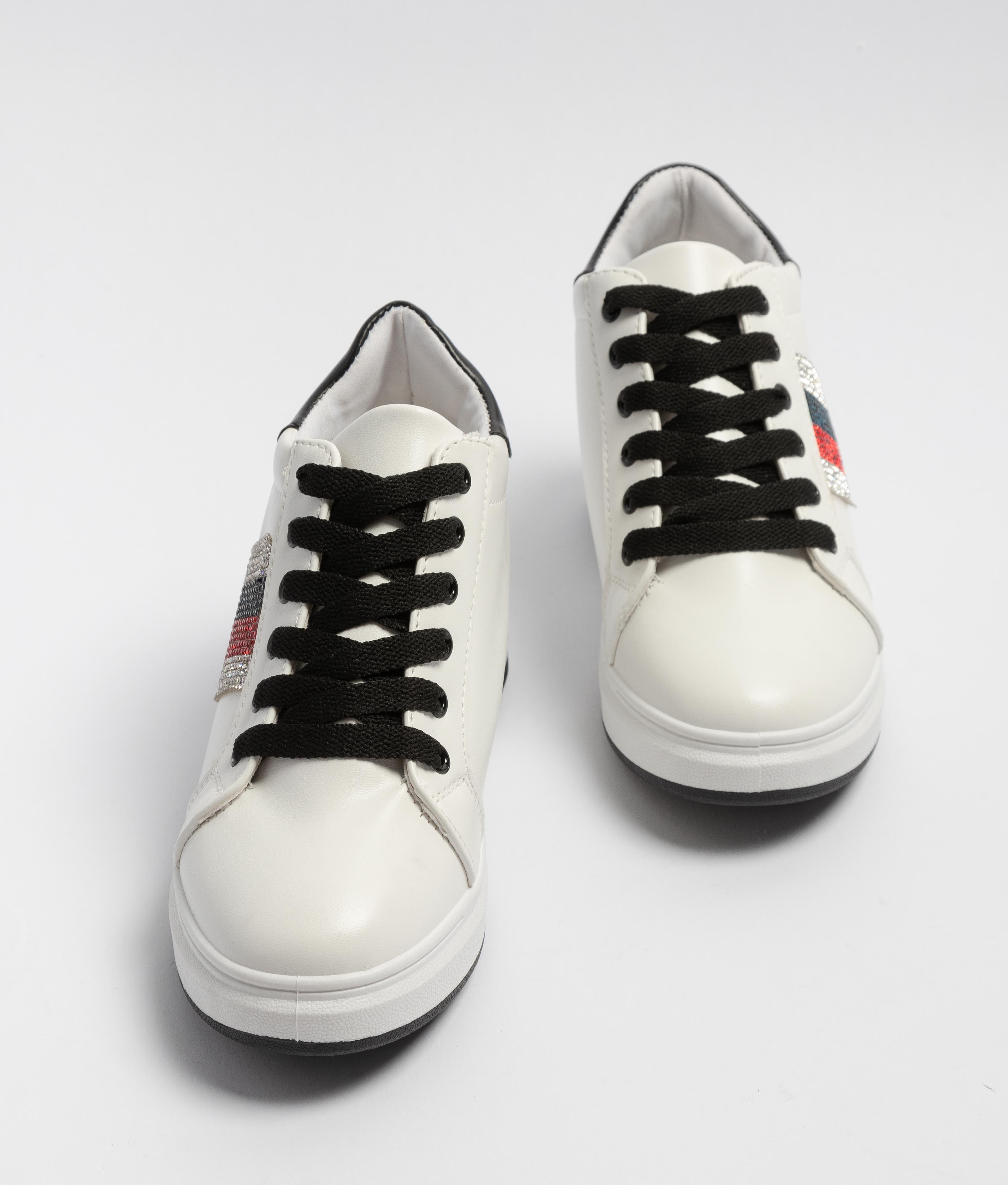 Sneakers Silky - Negro