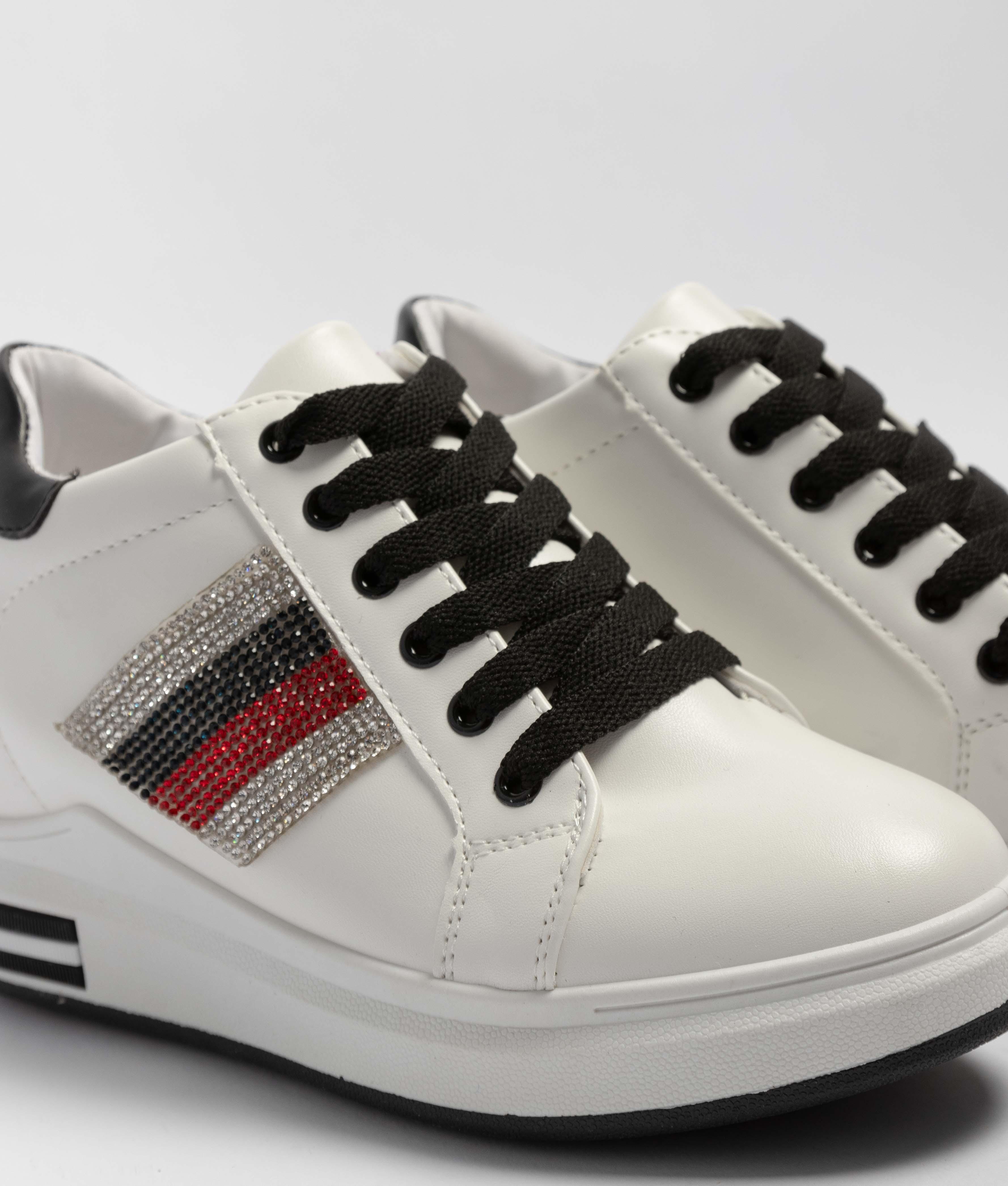 Sneakers Silky - Nero