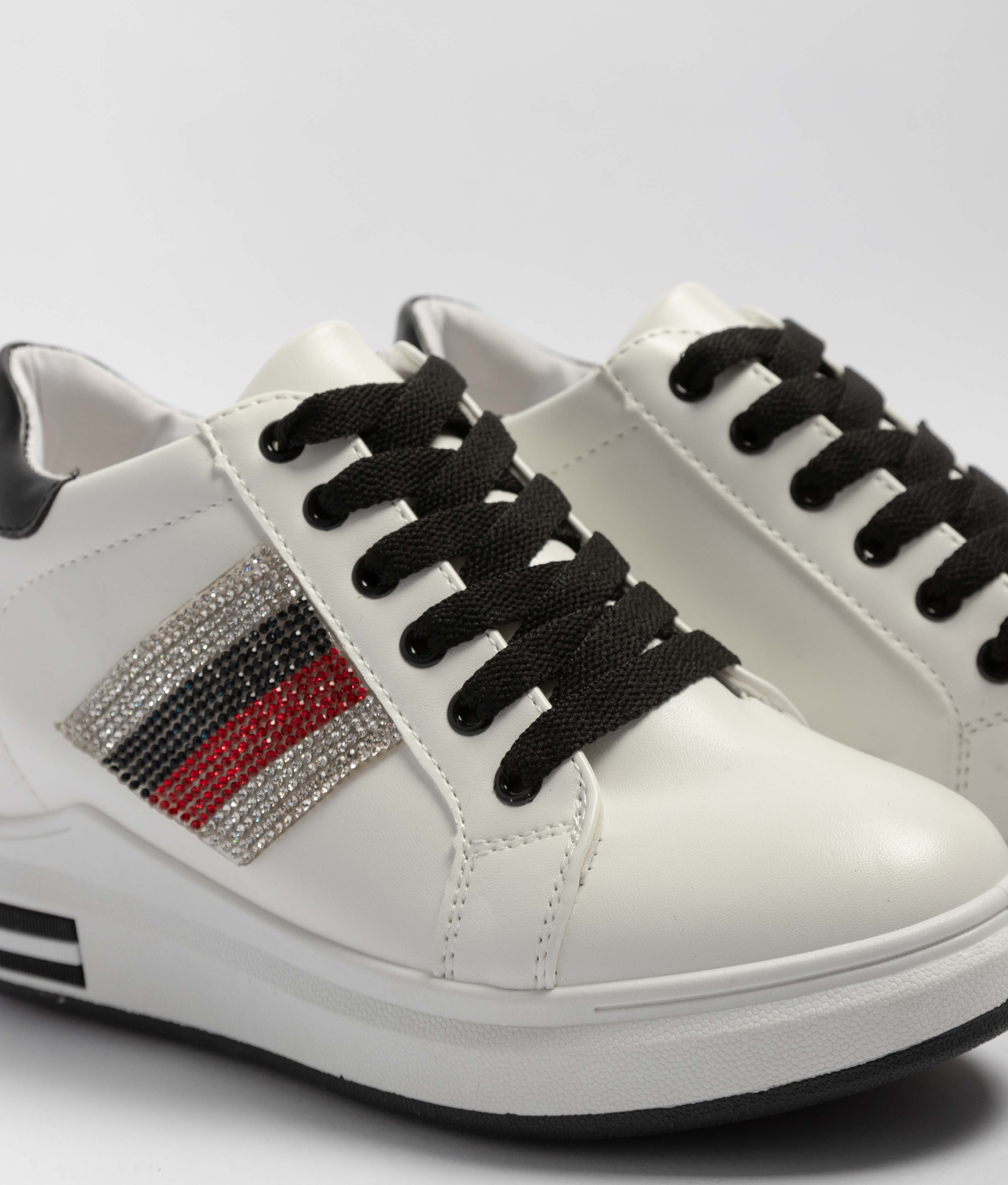 Sneakers Silky - Preto