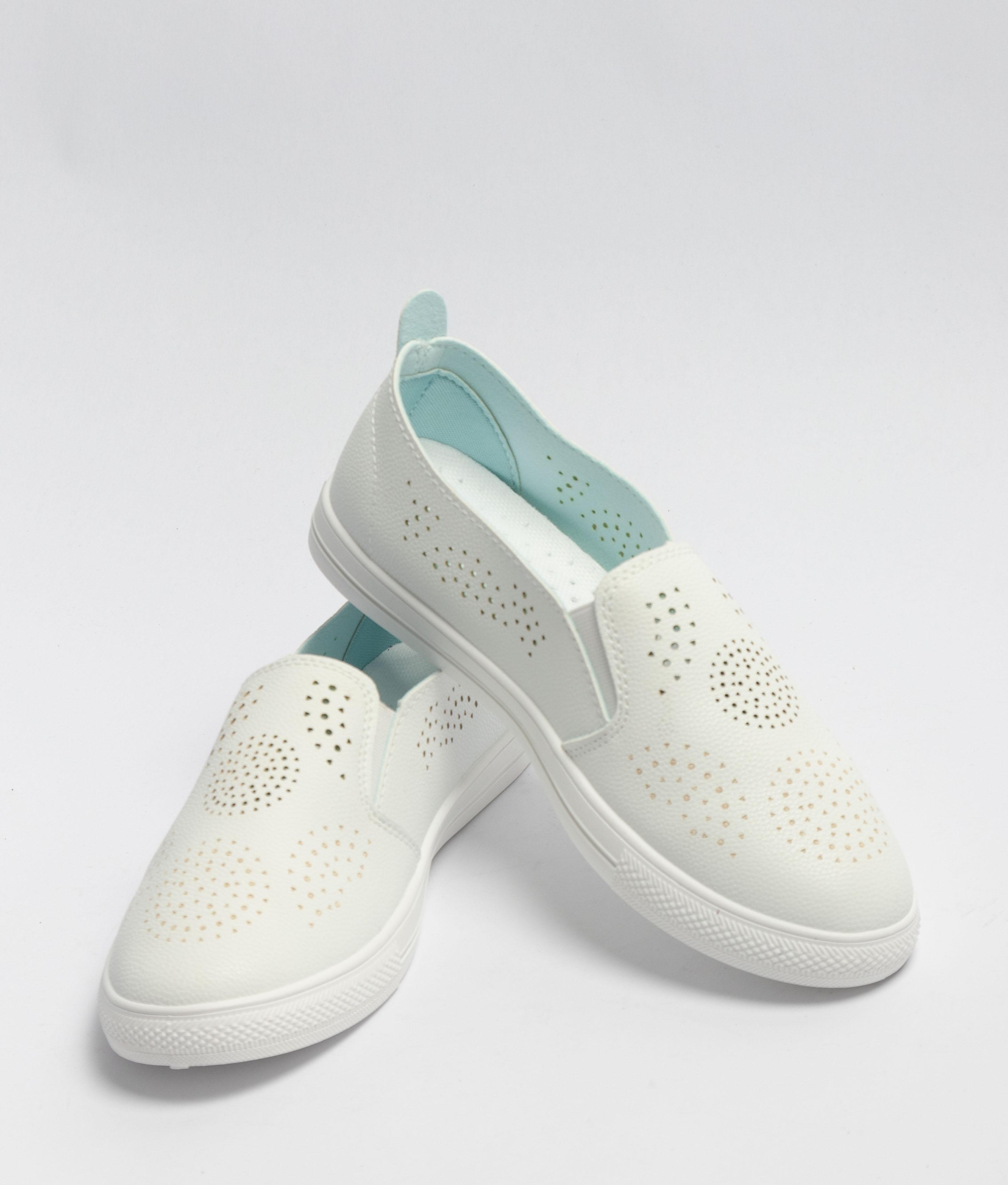 Sneakers Chery - Bianco