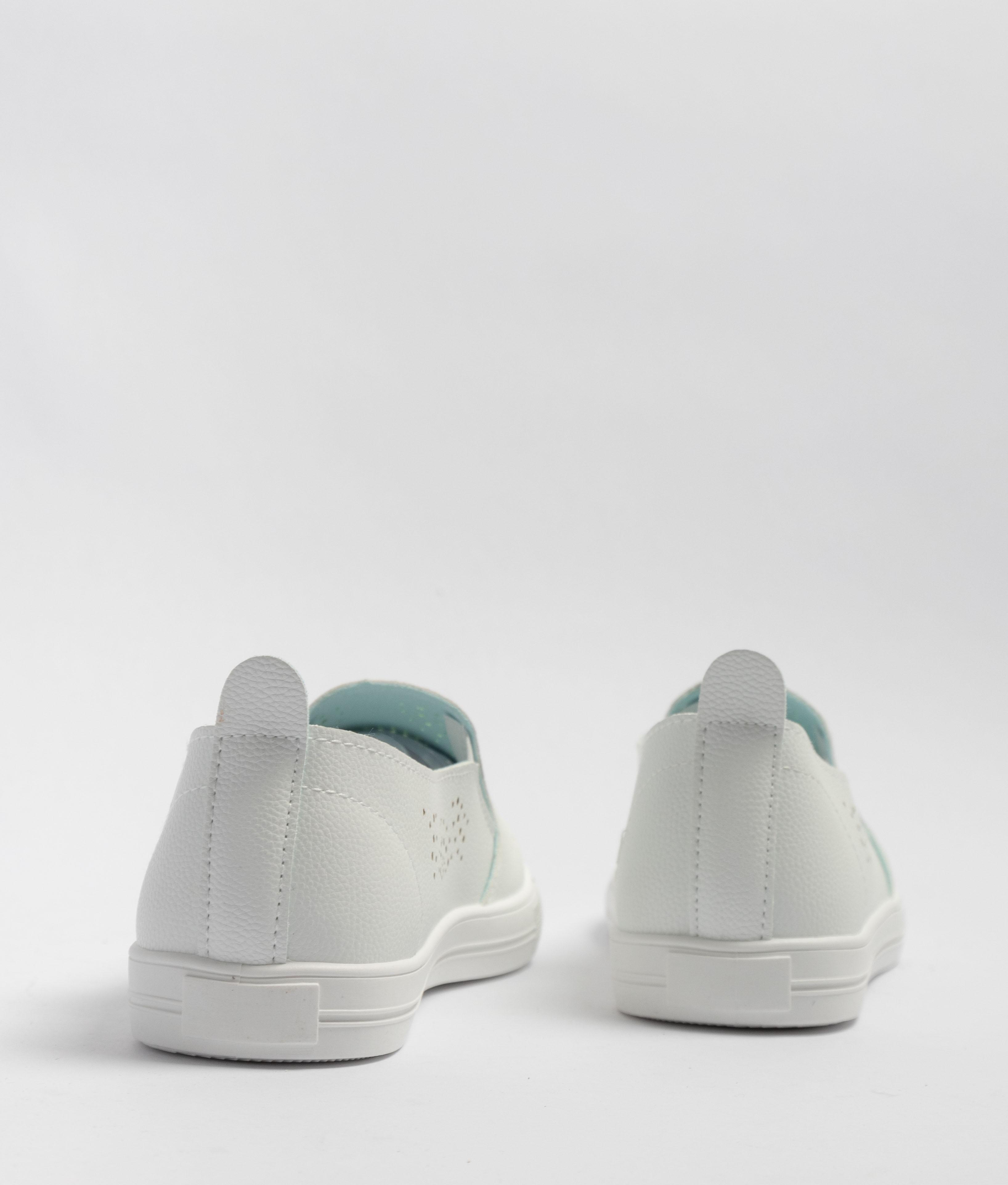 Sneakers Chery - Blanc
