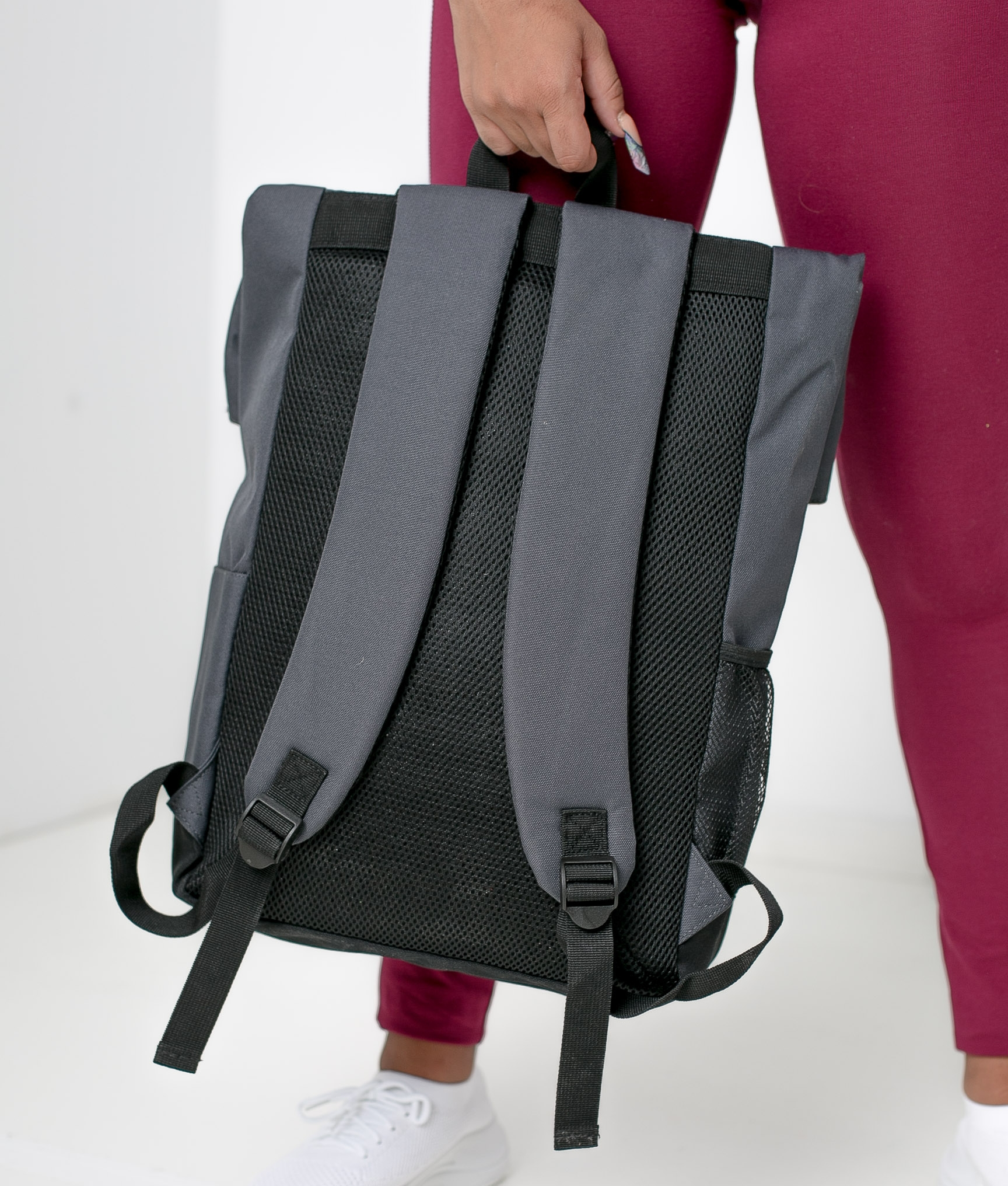 PRINKA BACKPACK - DARK GREY