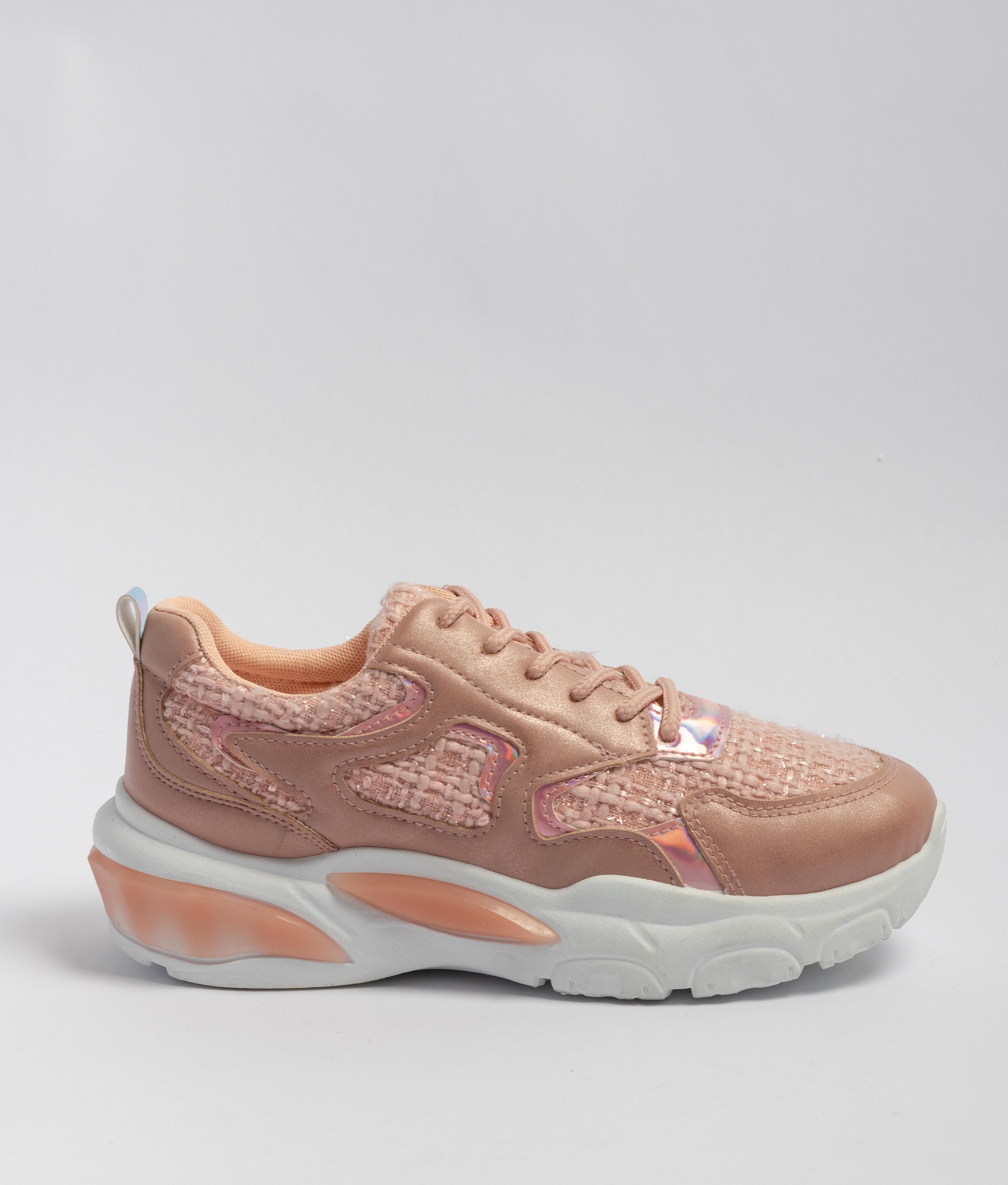 Sneakers Conga - Rosa