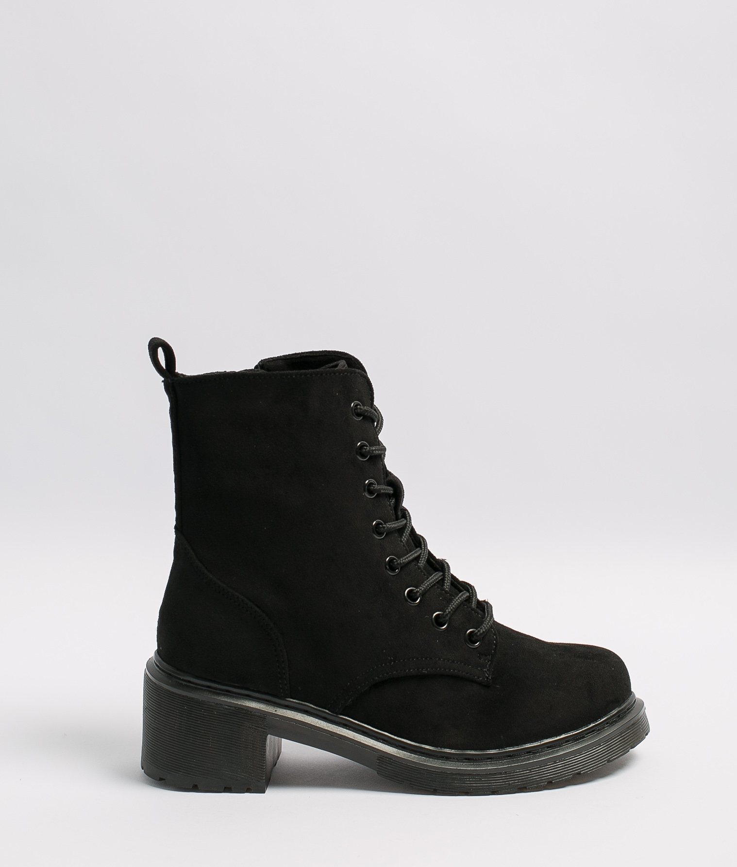 Low Boot Ferulcon - Black